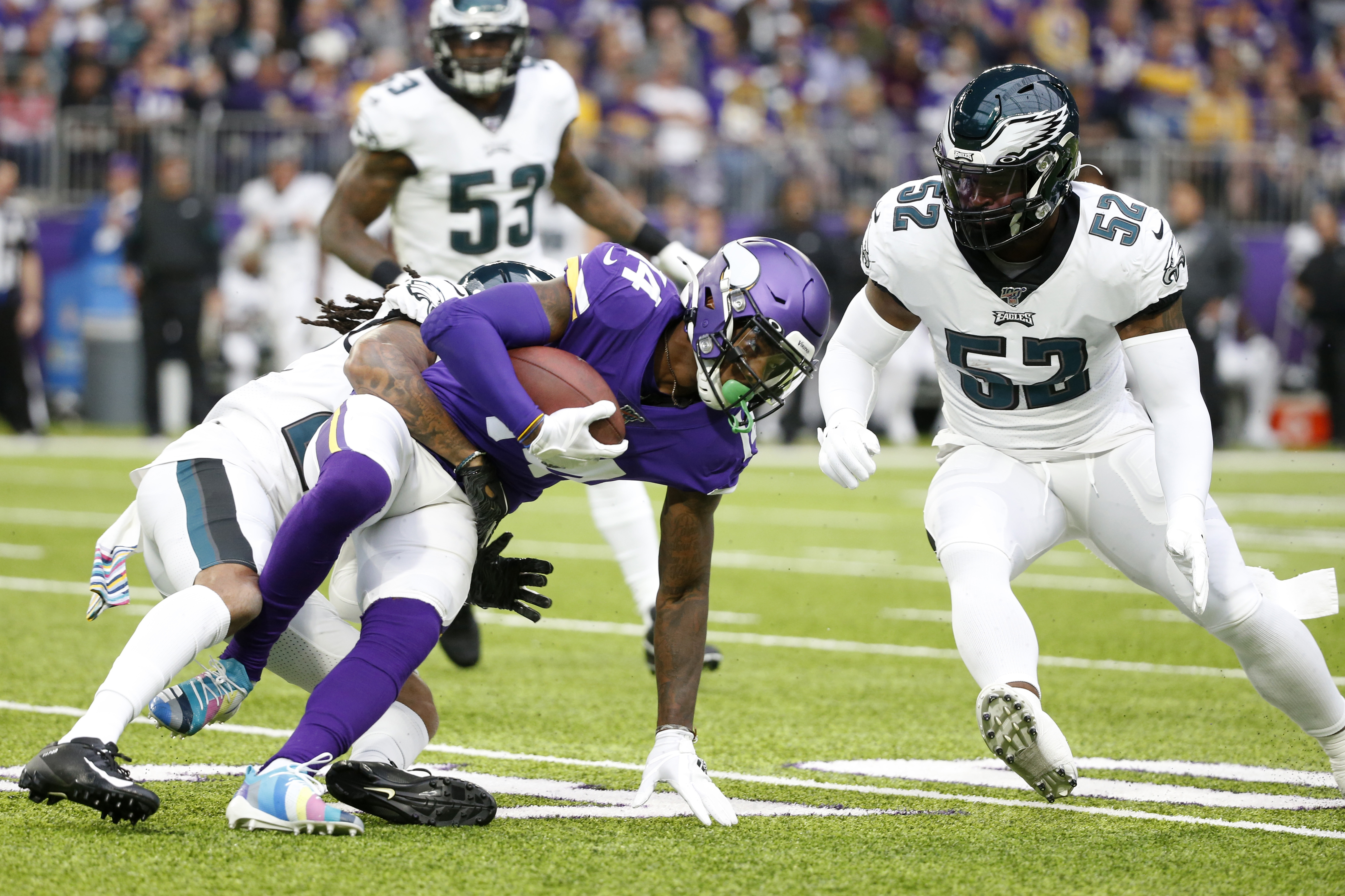 Eagles' Doug Pederson explains why Zach Brown was released | Was his departure sparked by Kirk Cousins criticism? (VIDEO)