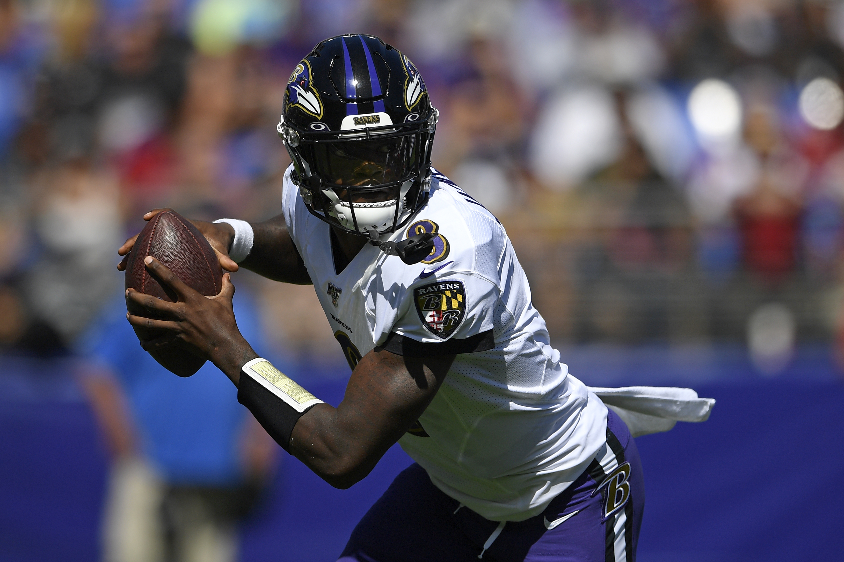 Ravens' Lamar Jackson is a budding star — and these teams will regret foolishly passing on him