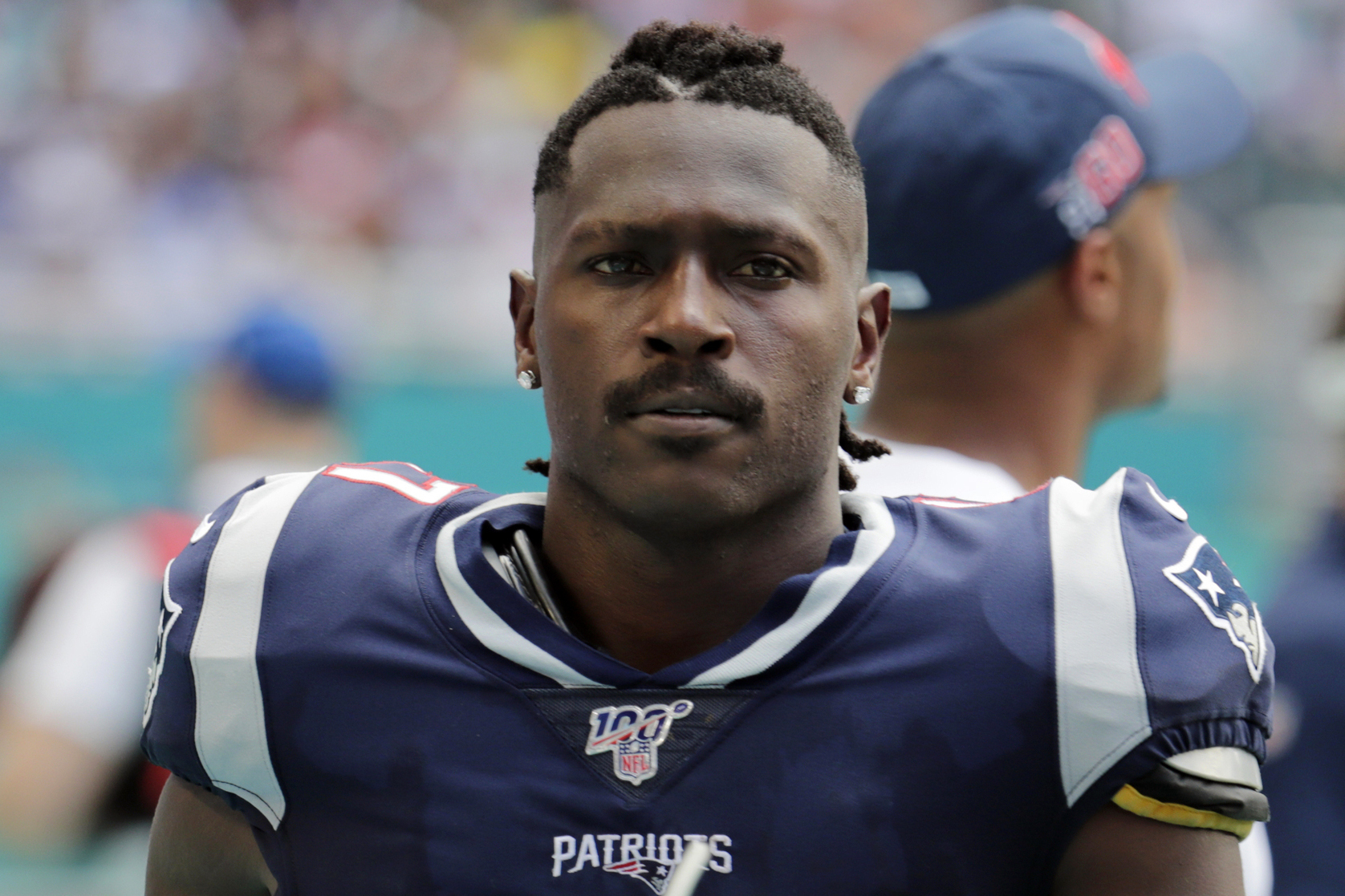 Antonio Brown arrested: NFL star turns himself in at Florida jail