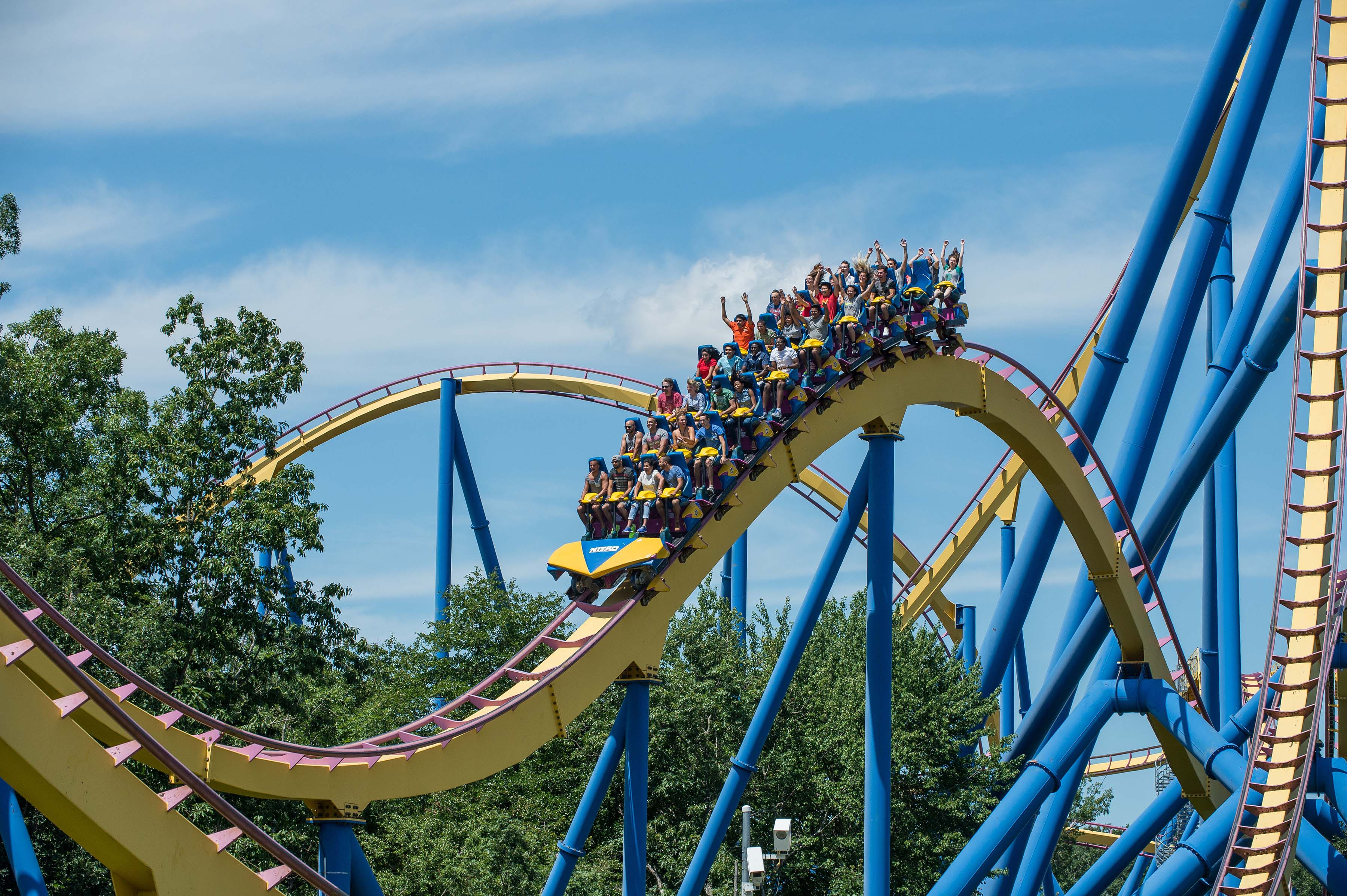 Six Flags Polar Coaster Challenge: What you need to know