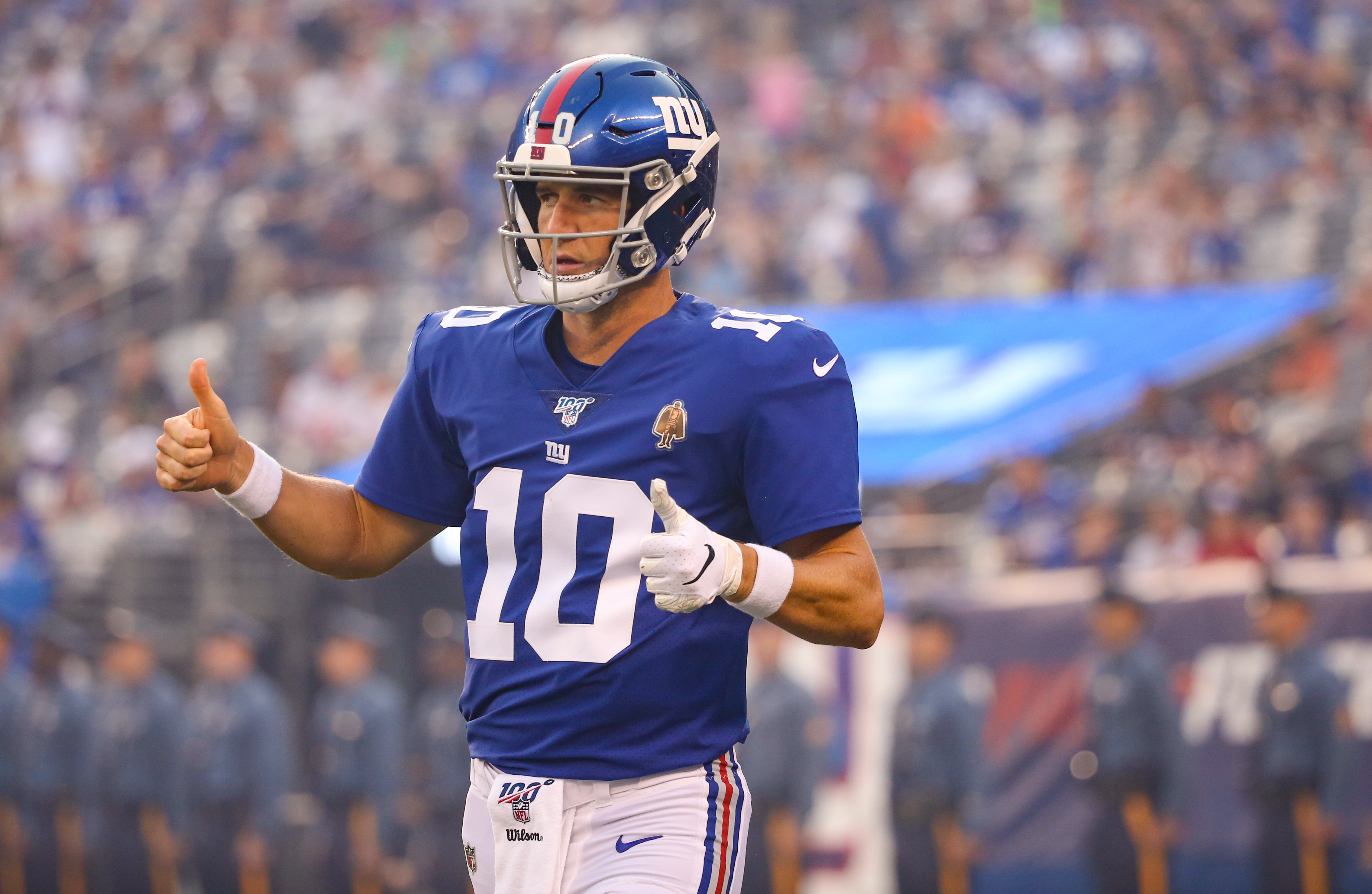 NY Giants QB Eli Manning to announce retirement Friday