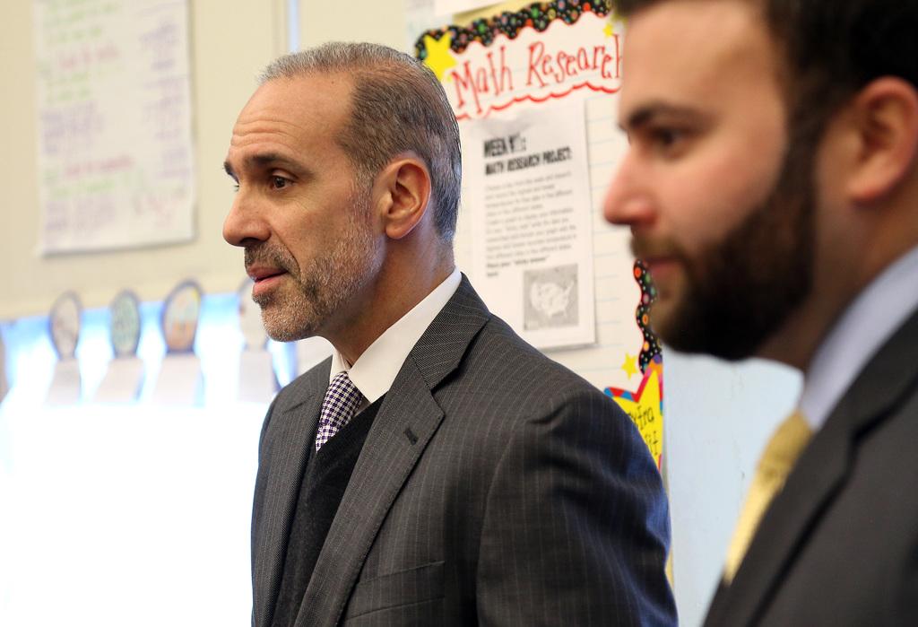 "Staten Island Borough President James Oddo and Councilman Joseph Borelli will host a ""neighborhood pop-up court"" in Woodrow. (Staten Island Advance/Anthony DePrimo)"
