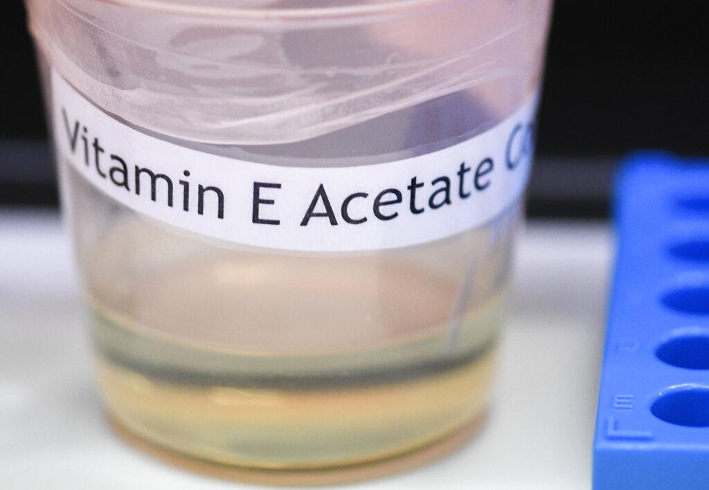 Michigan recalls marijuana vaping products containing vitamin E acetate