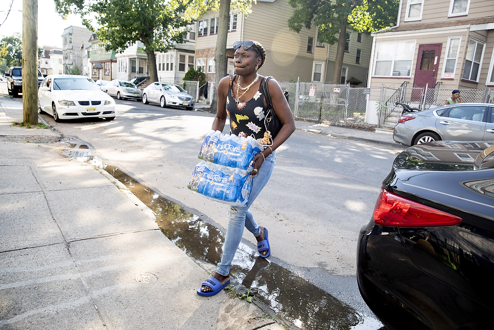 The U.S. Senate just moved to help Newark deal with its water crisis