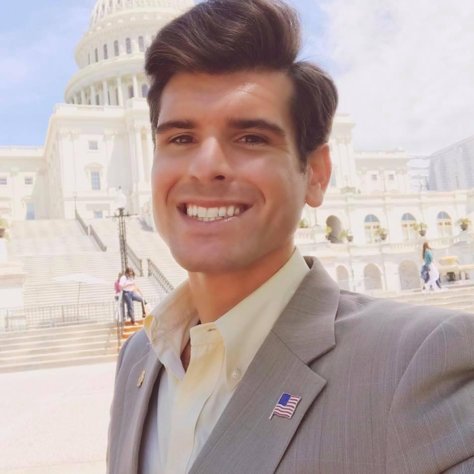 Millenial Republican to challenge U.S. Rep. Scott Perry in GOP primary
