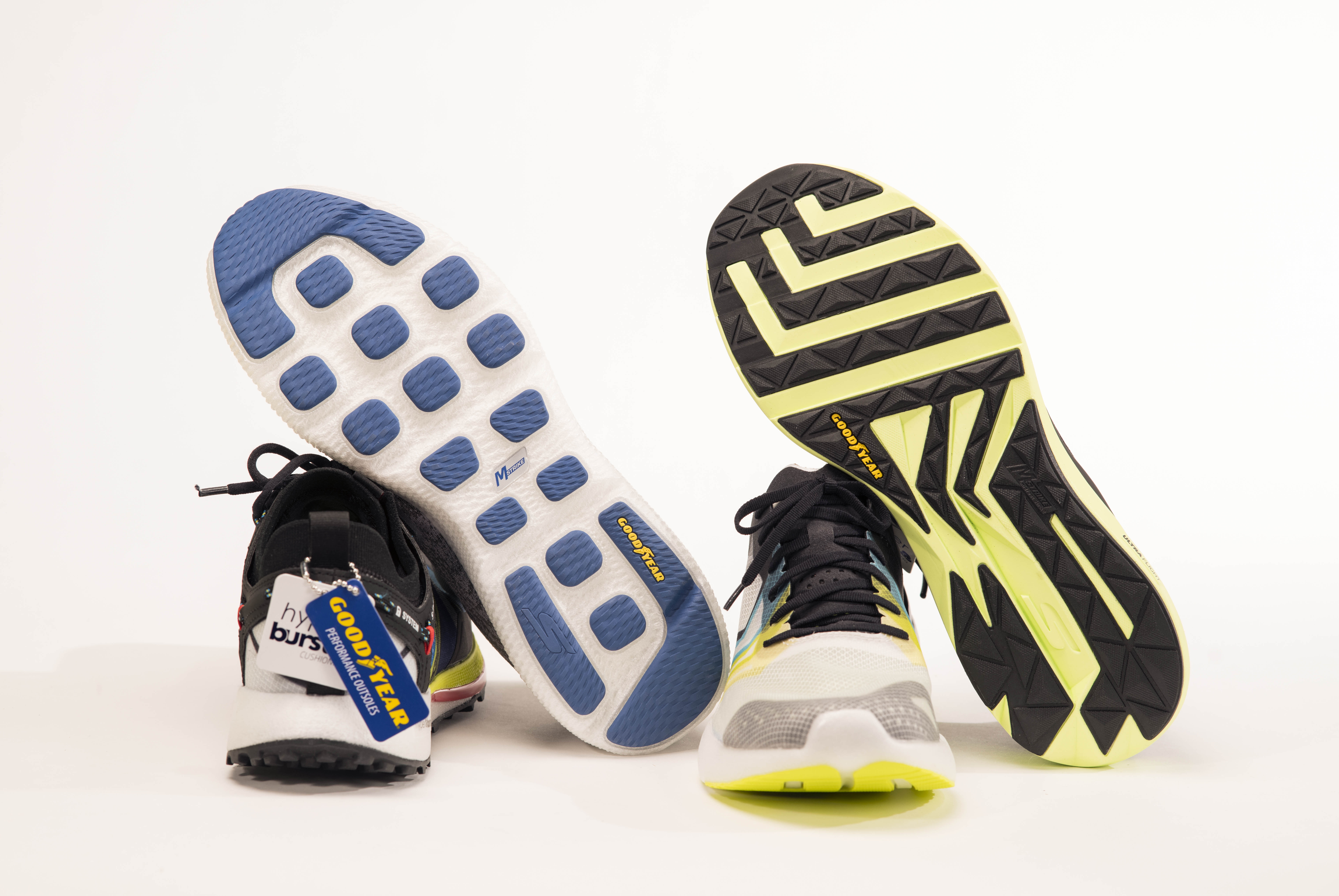 Skechers partners with Goodyear Tire