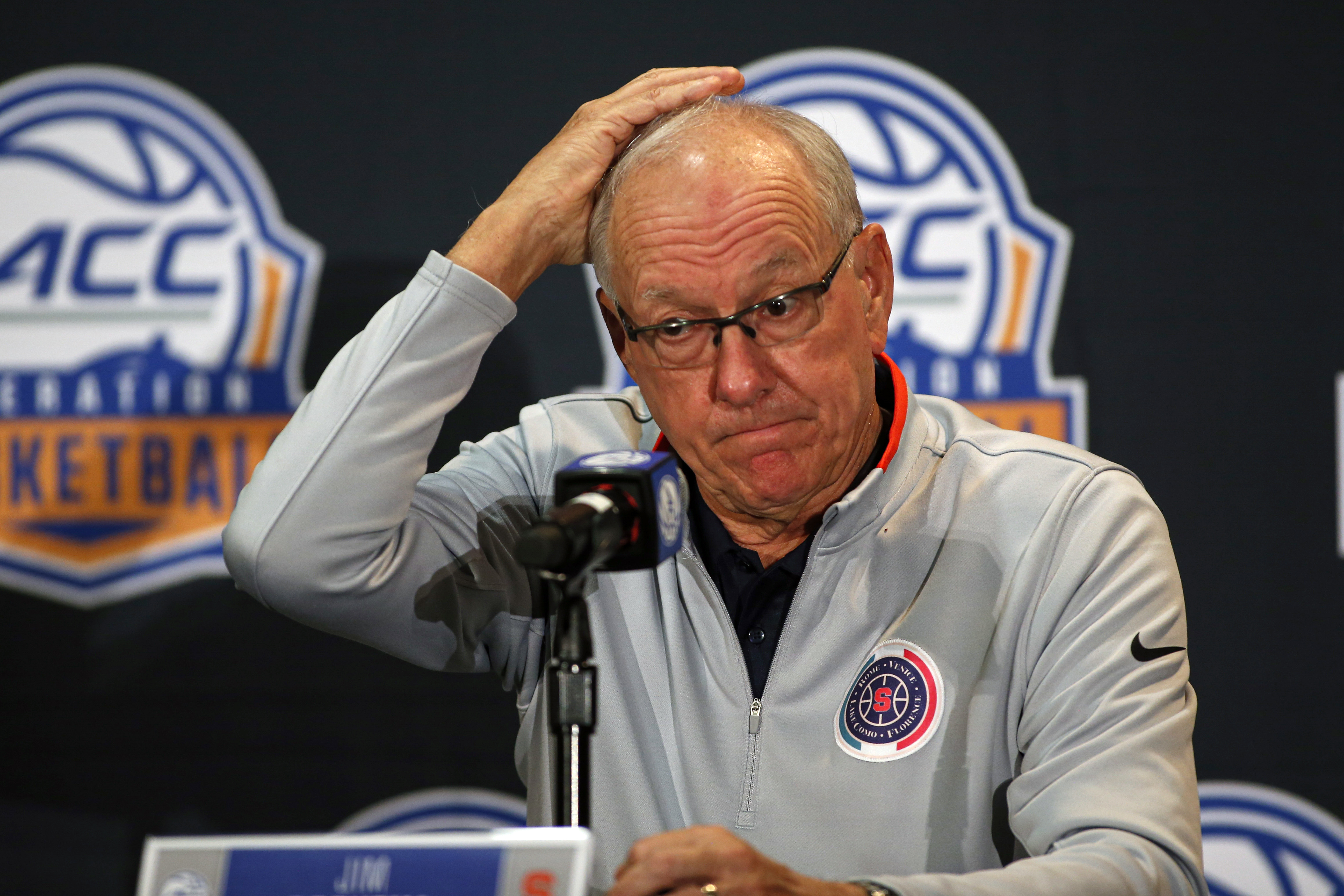 Syracuse's Jim Boeheim supports paying players but has concern about fairness