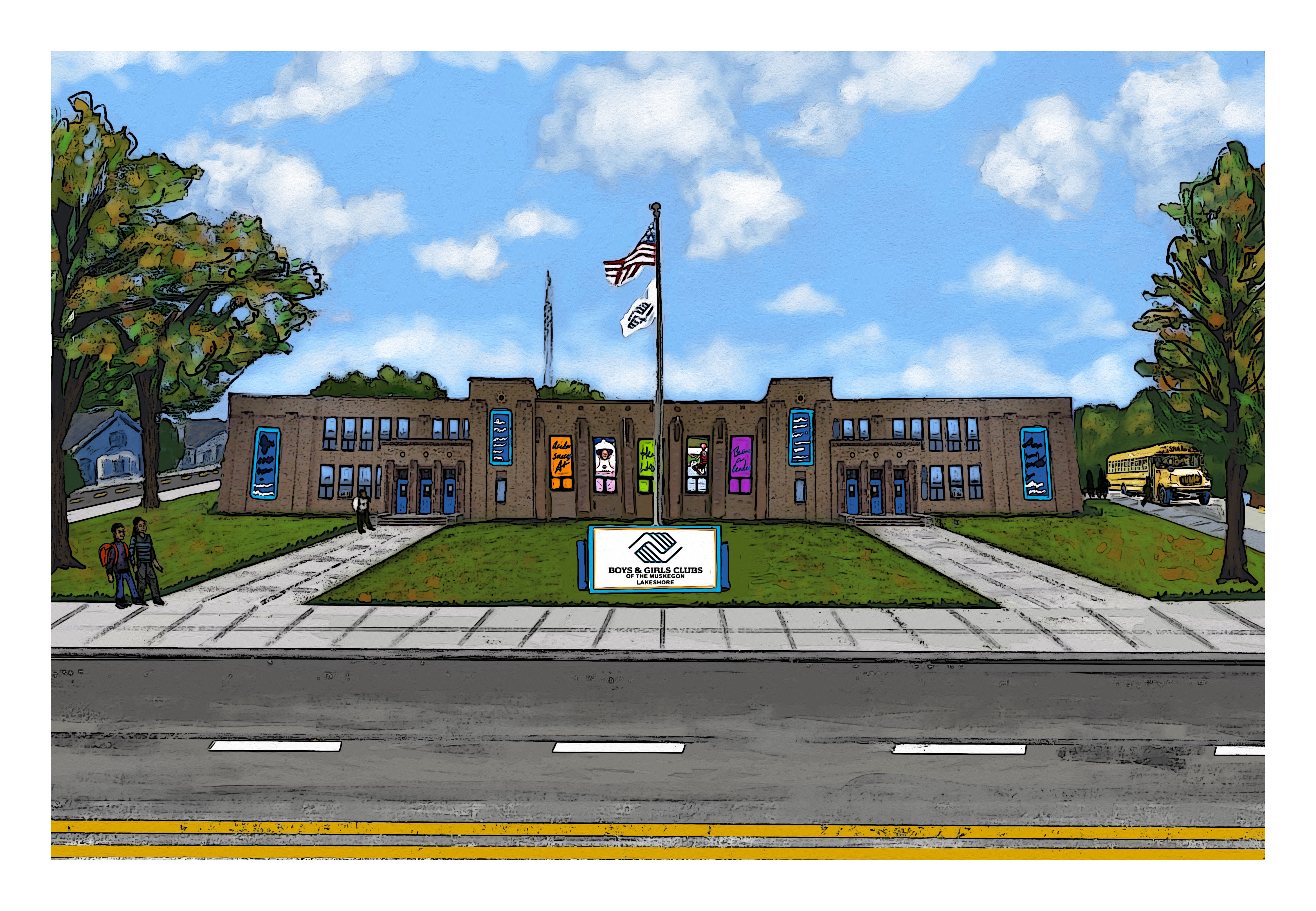 Muskegon Schools To Sell Angell Building For 10k Mlive Com