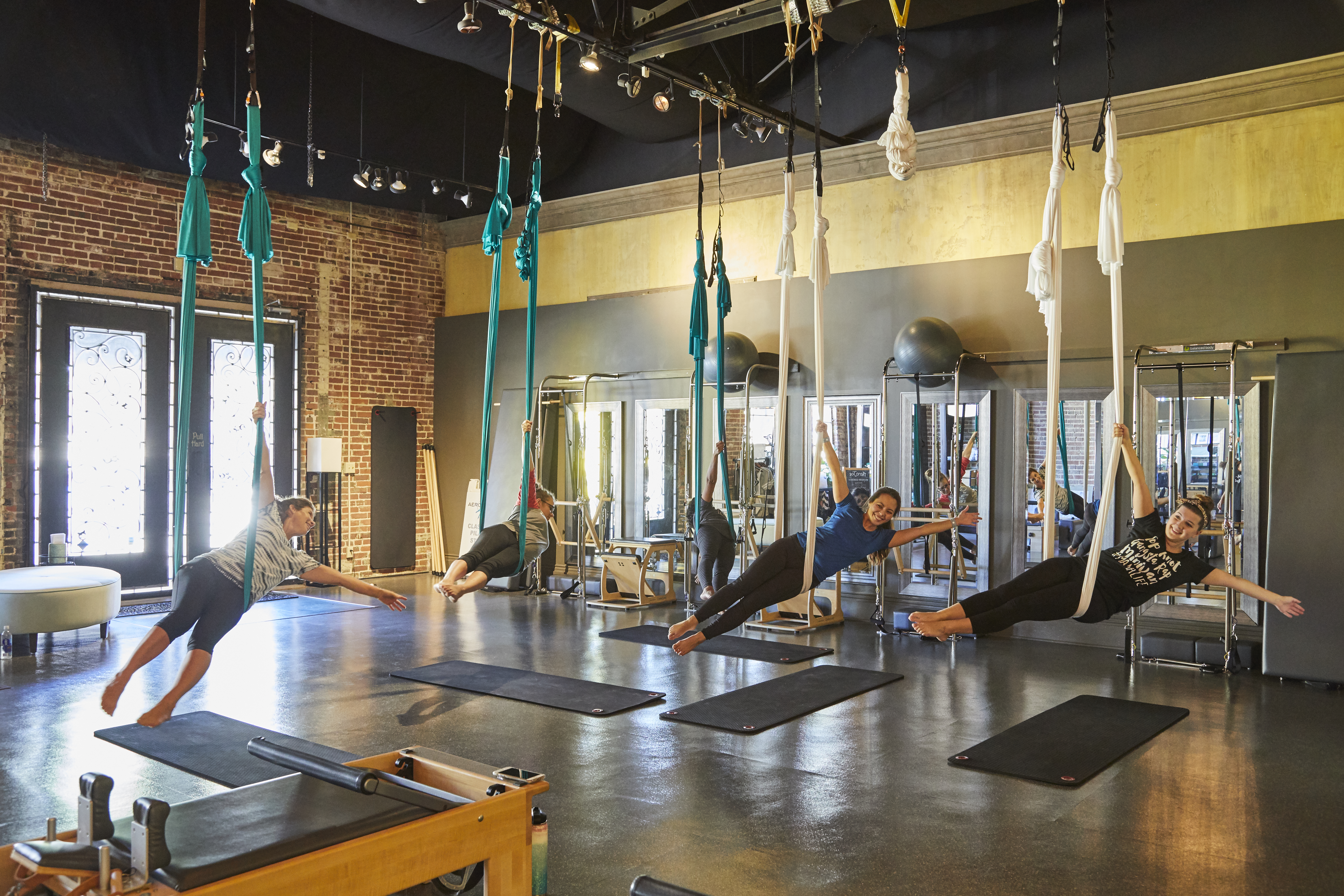 Get in shape at one of these 10 Birmingham fitness studios - al com