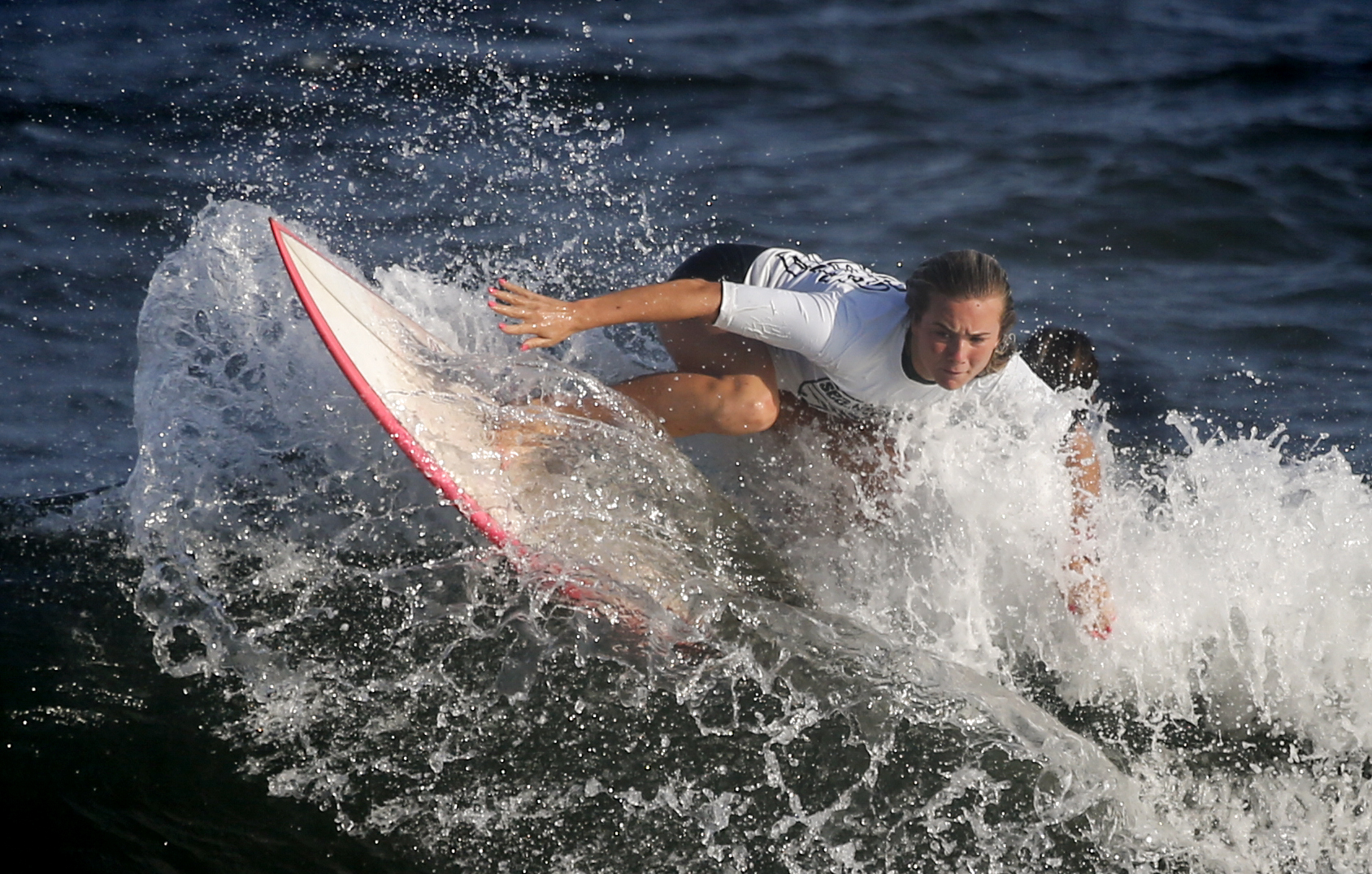 N.J. high school surfing has a new dynasty. This team just won its 6th straight championship.