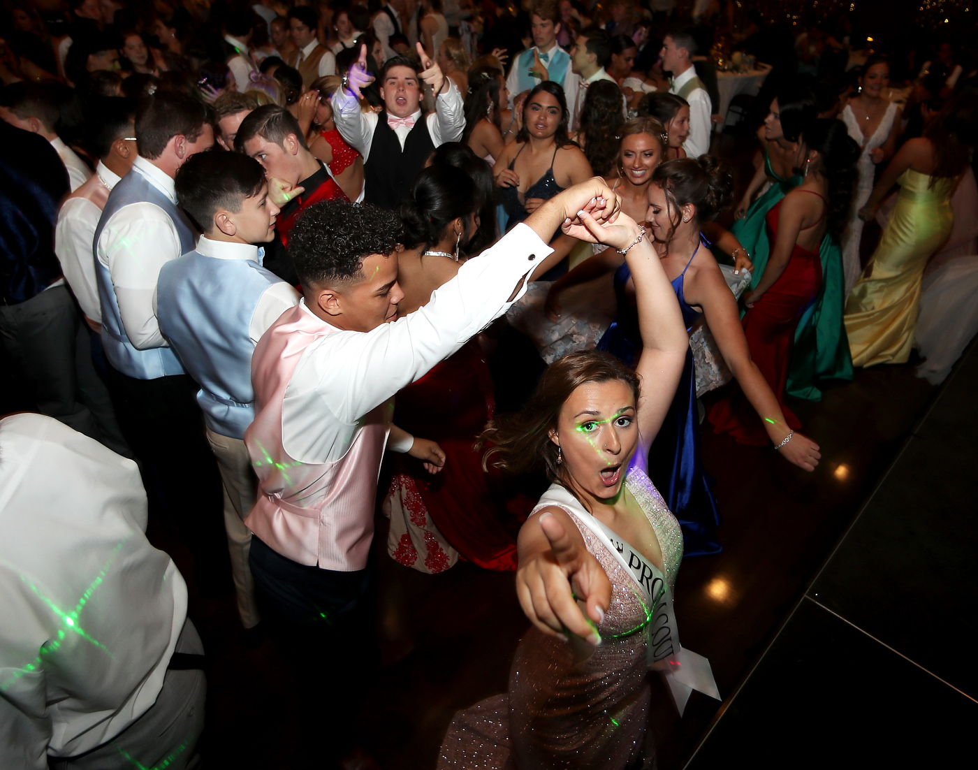 See the best 60 photos from Lower Cape May Regional High School's 2019 prom