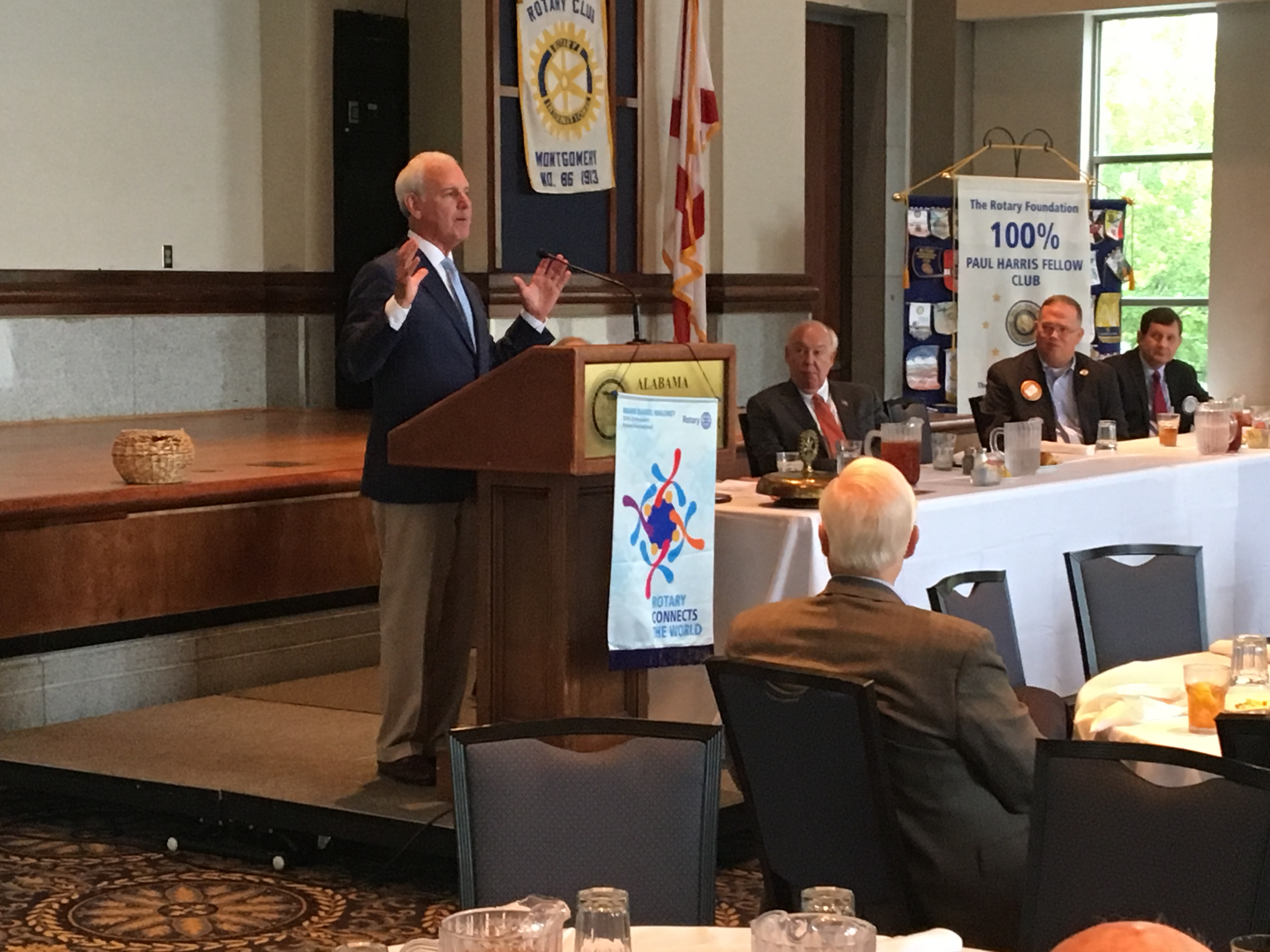 Byrne says he's seeking consensus on Mobile bridge with no tolls