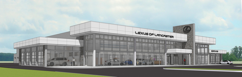 Lexus Dealership Oregon >> Bobby Rahal Automotive Group Breaks Ground On New Ephrata