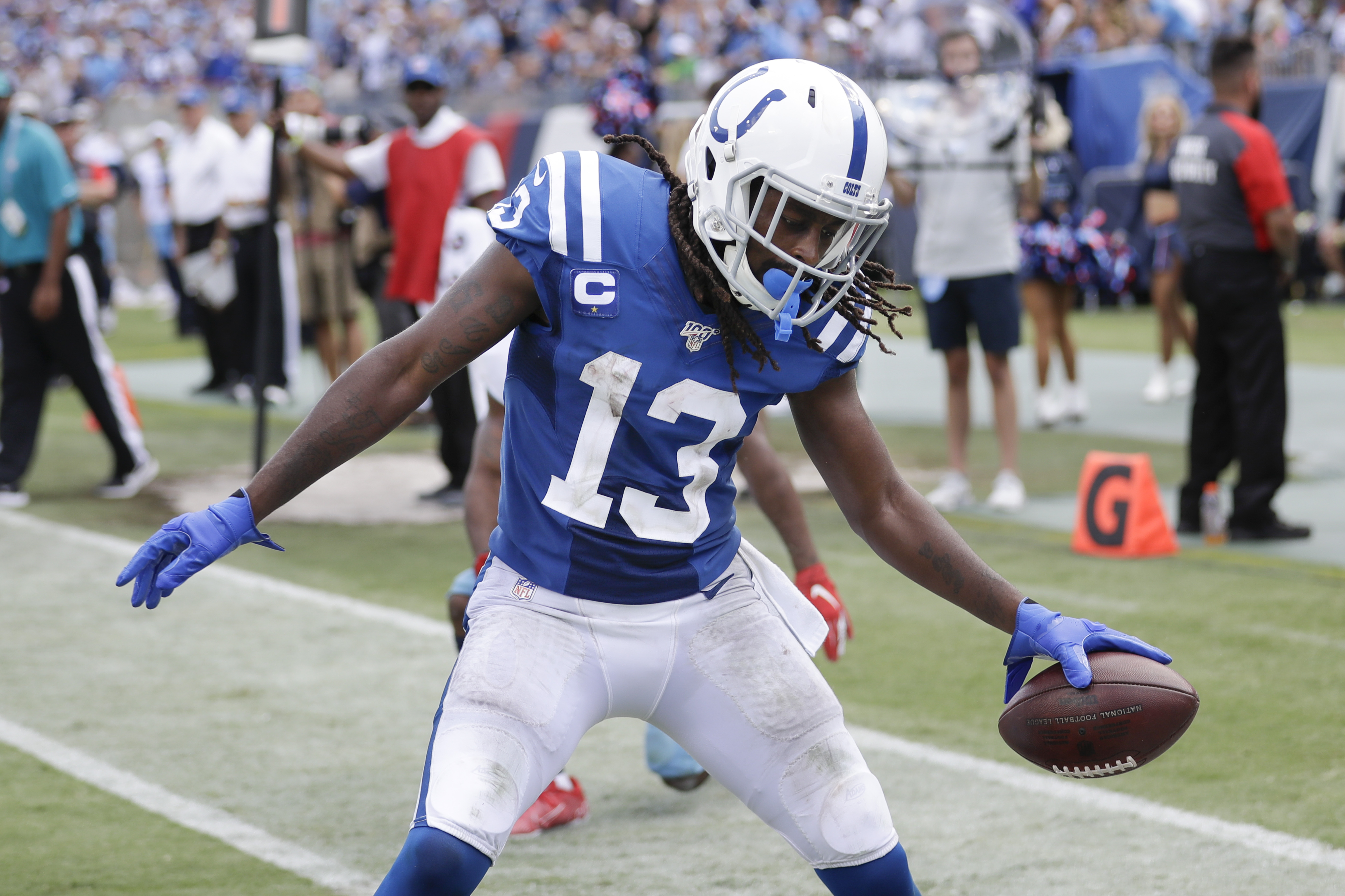 Indianapolis Colts Defeat The Tennessee Titans Recap Score