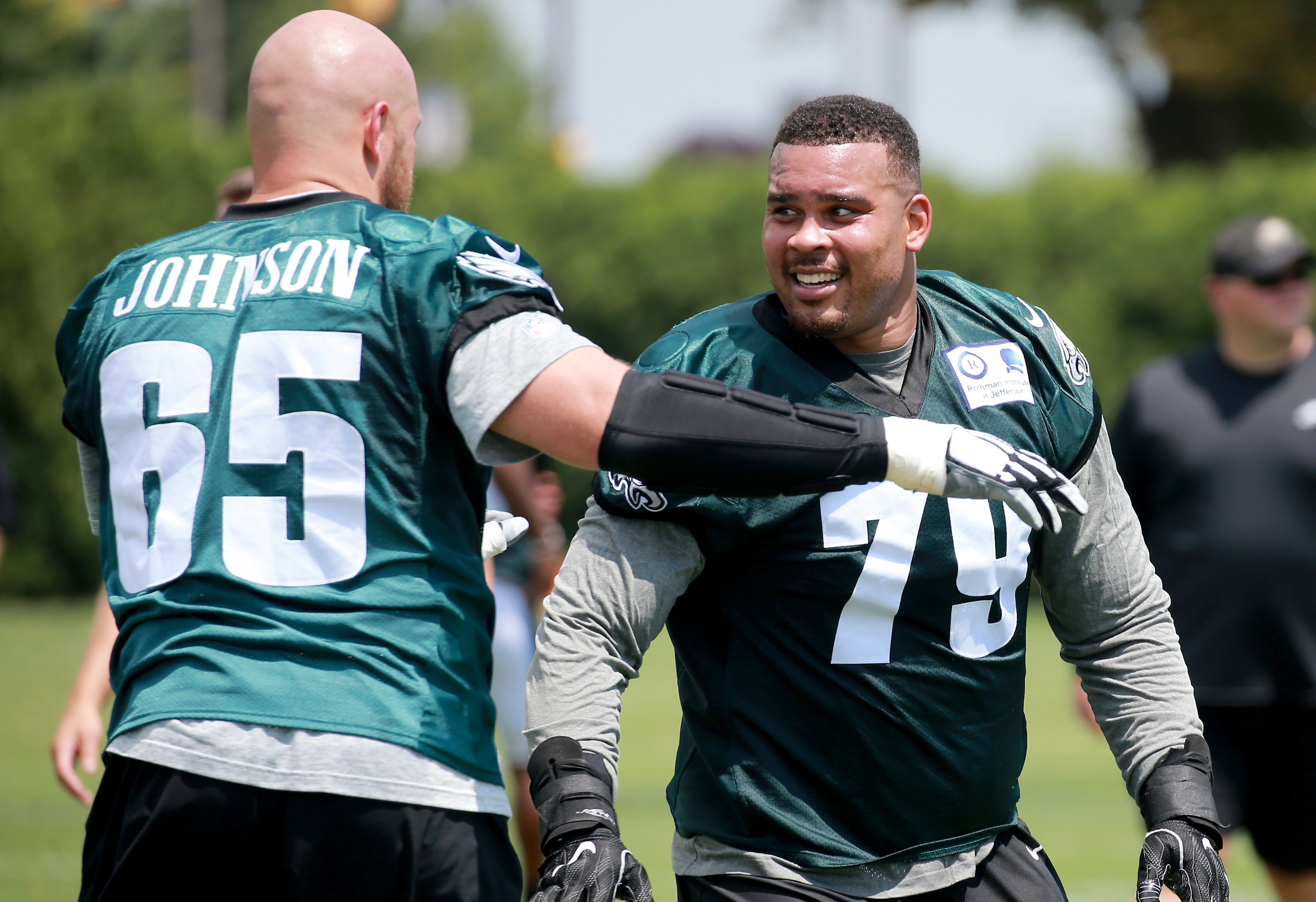 Eagles sign Brandon Brooks to historic contract extension | Here's how much he will make on new deal