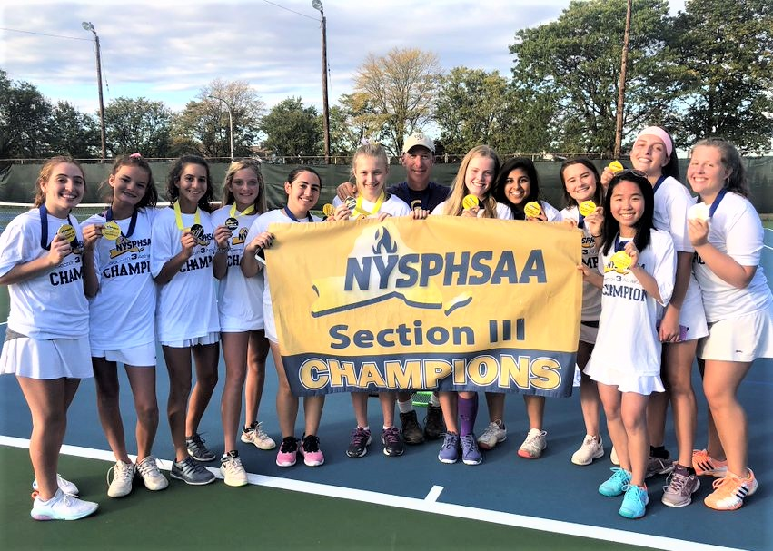 CBA, Oneida, Skaneateles all claim sectional team tennis championships