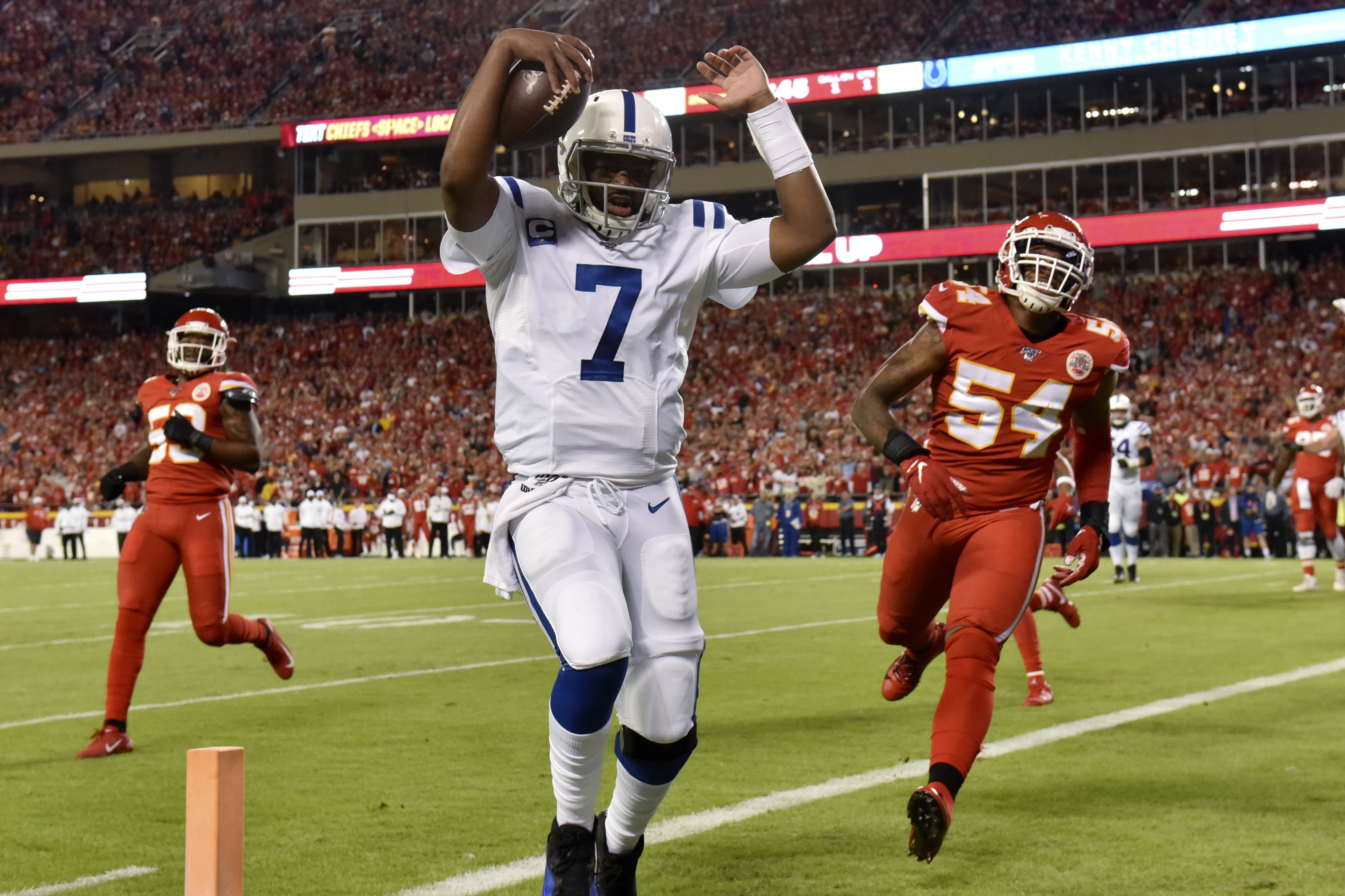 NFL rumors: Colts' Jacoby Brissett still talks to Andrew Luck | Why and what about?