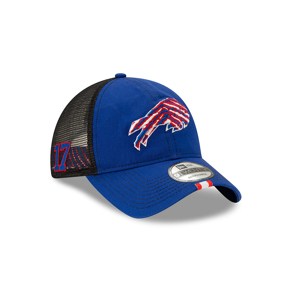 Bills' Josh Allen unveils hat designed with Oishei Children's Hospital patients, staff: Pictures, price, when/where to buy