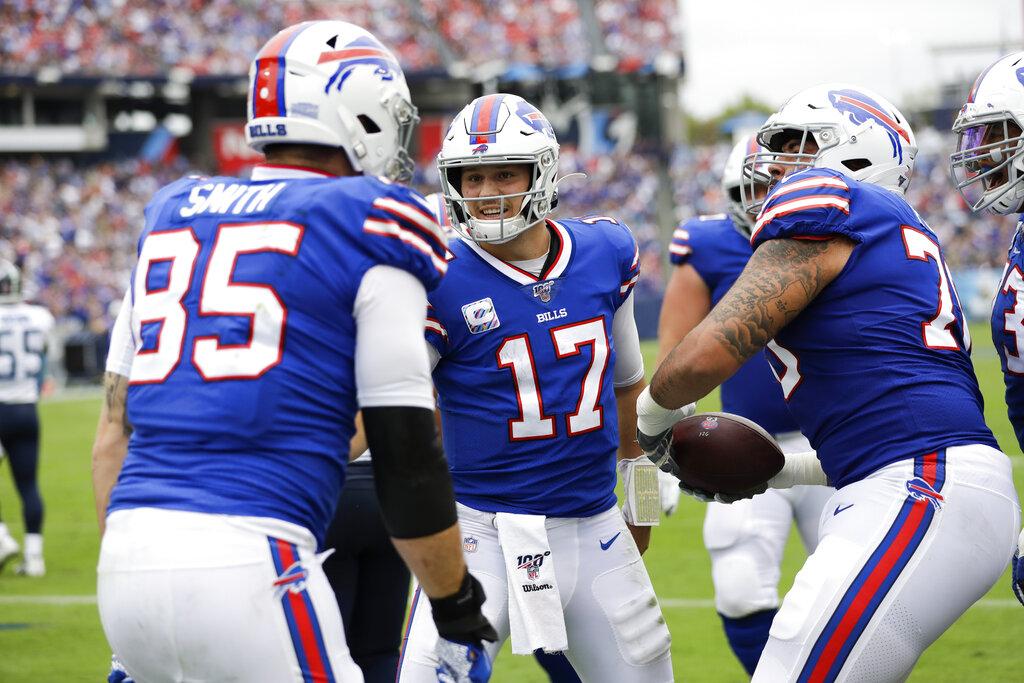 Buffalo Bills 'might just be legit' (Week 7 power rankings)
