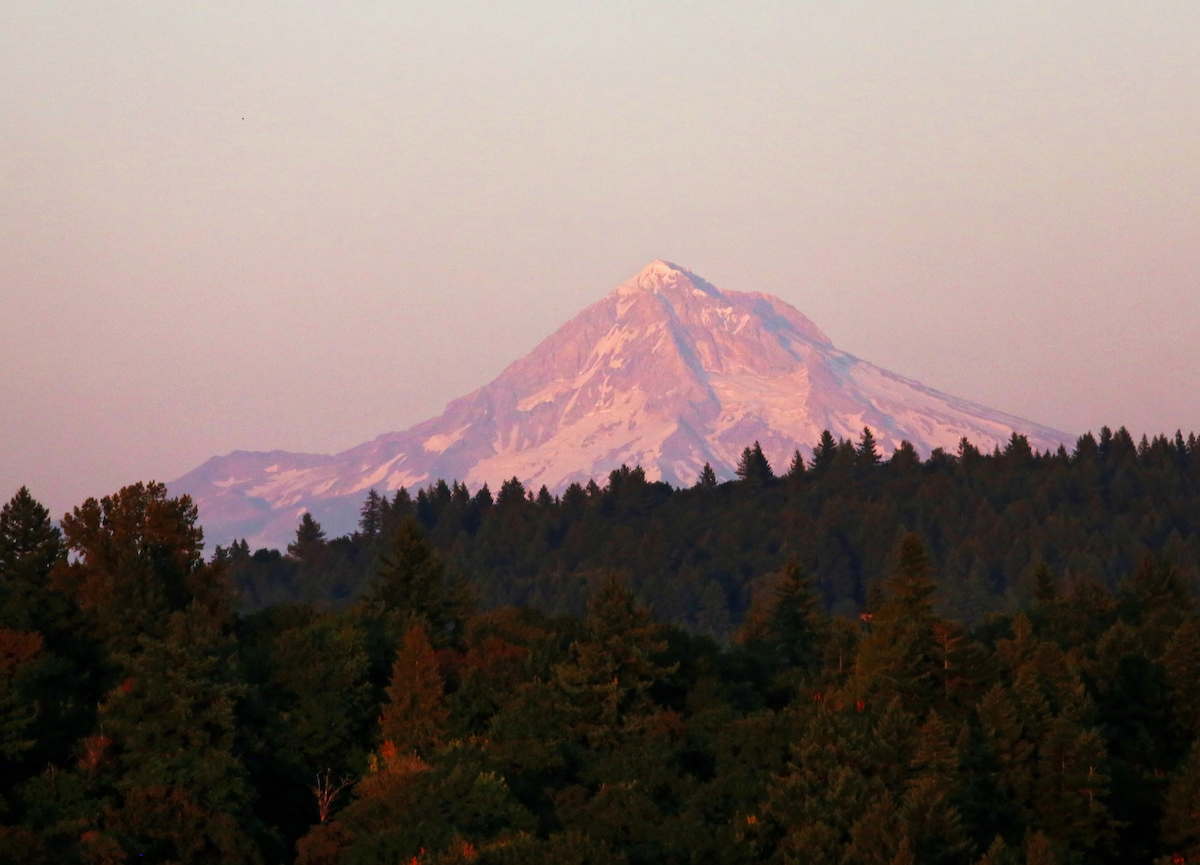 Mt. Hood volcano could erupt with little warning and devastating consequences, New York Times warns
