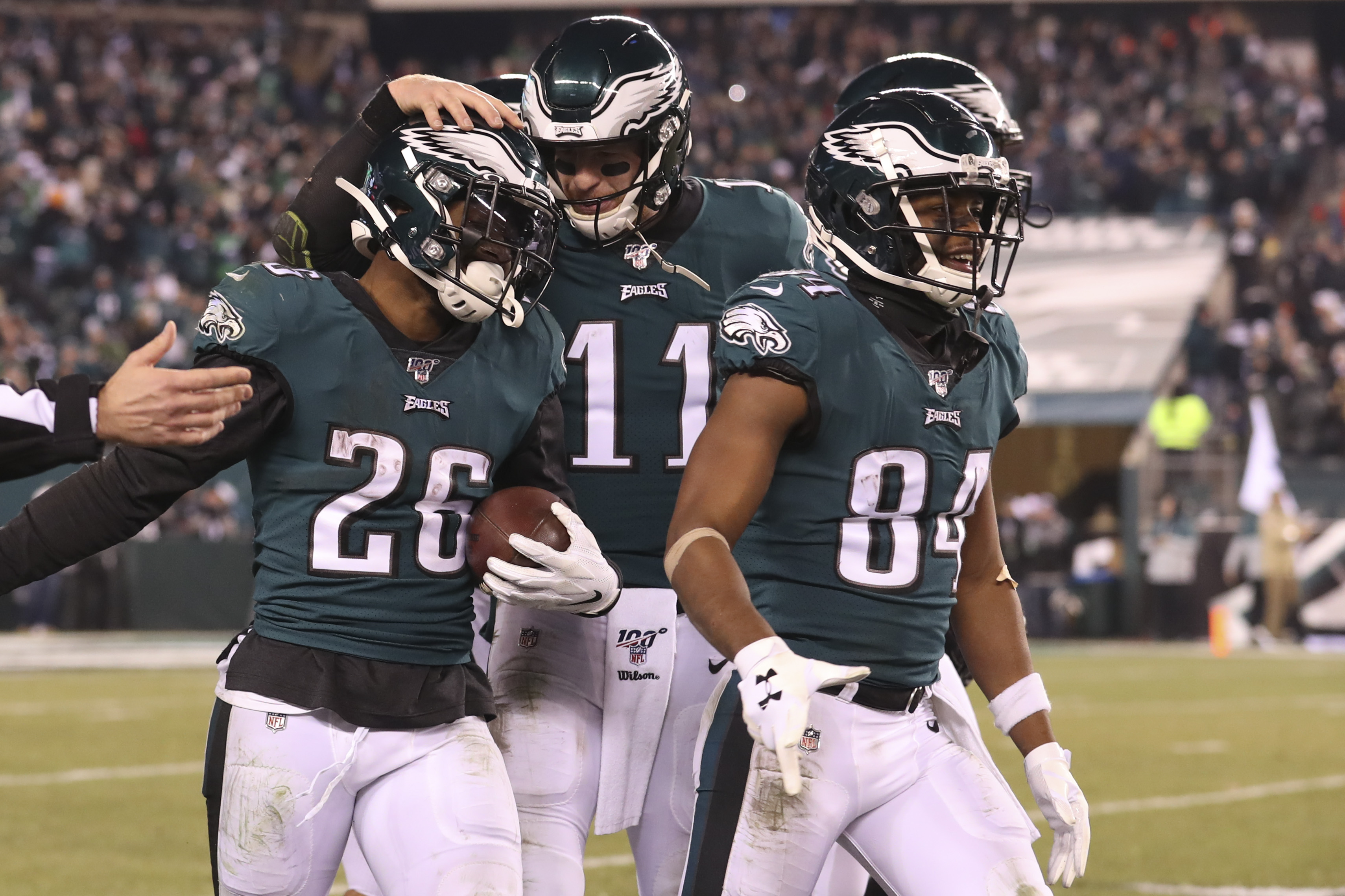 Eagles cowboys betting line week 17 ante post betting explained sum