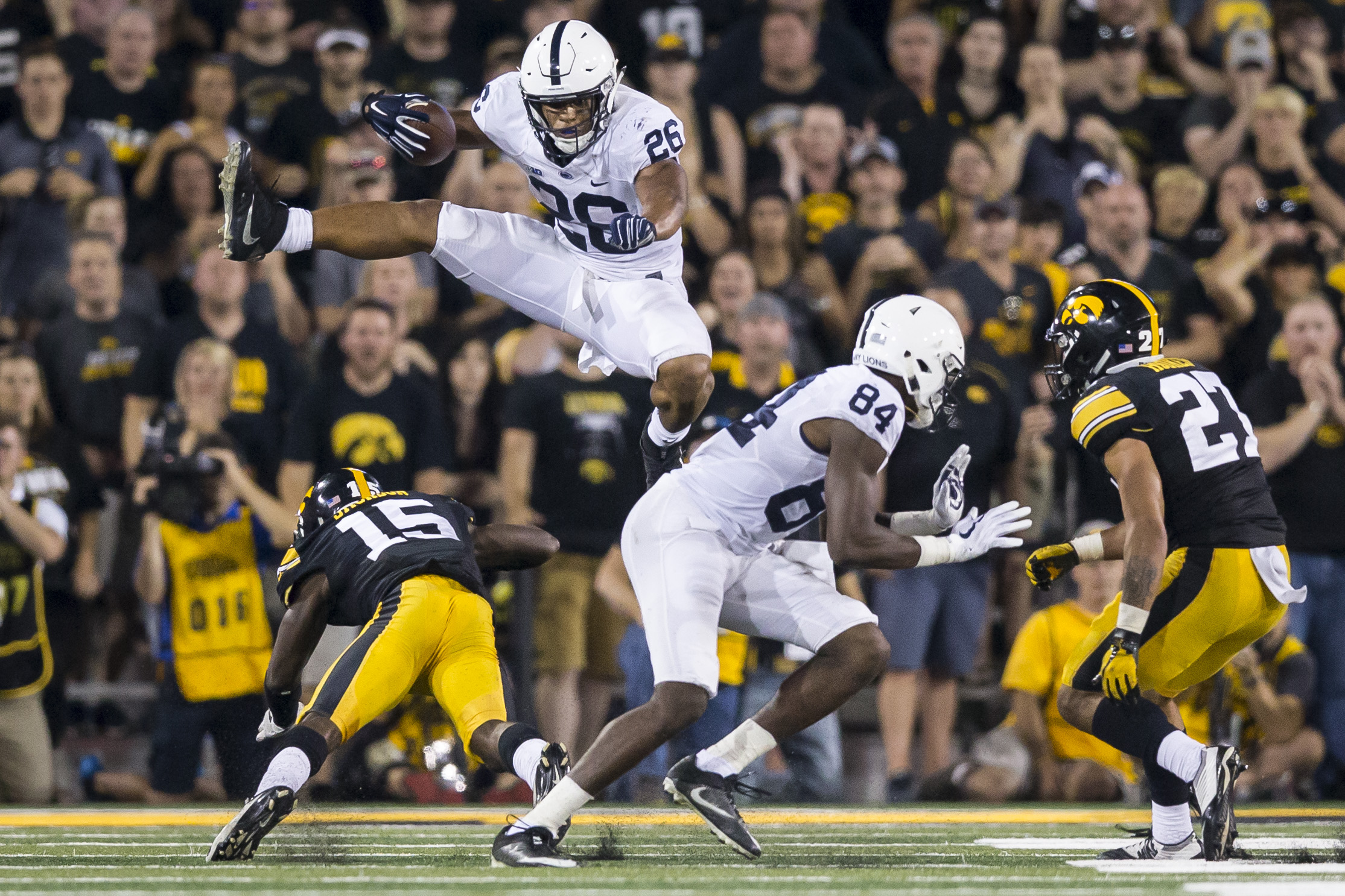 Friday flashback: Relive Penn State's 2017 game-winning drive at Iowa