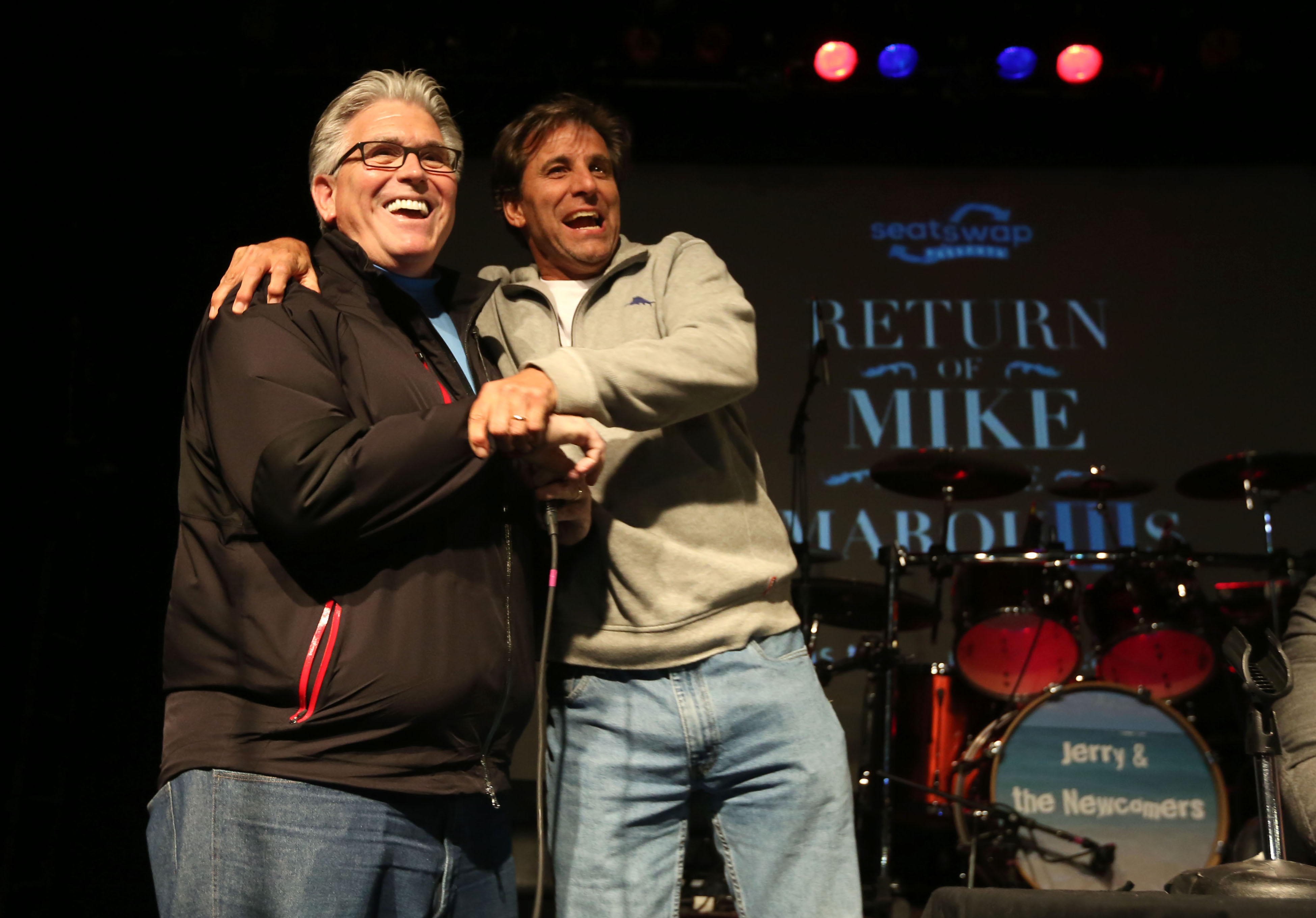 Christopher 'Mad Dog' Russo dishes on relationship with WFAN's Mike Francesa: 'A little disharmony'