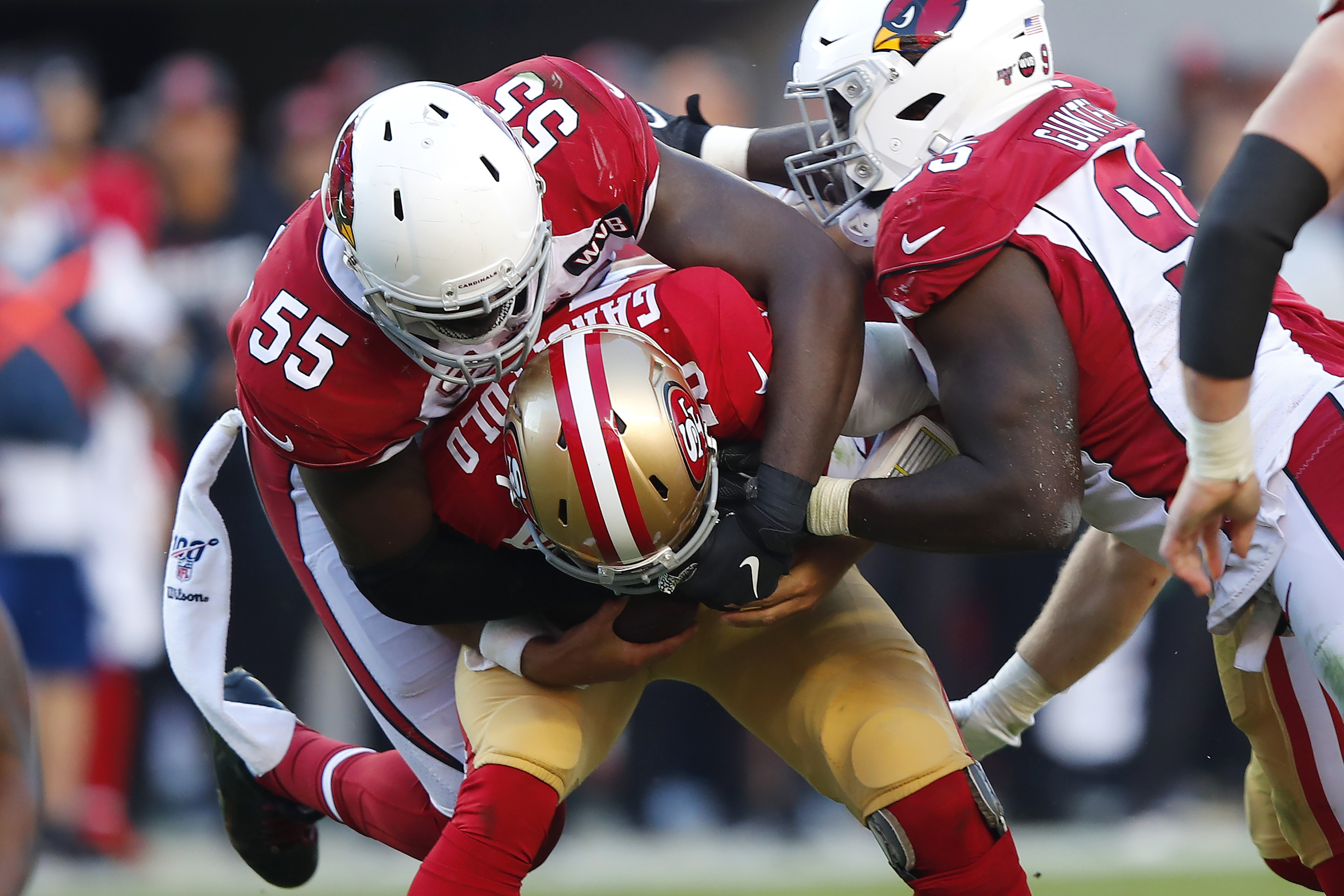 Chandler Jones takes over NFL sack lead: Syracuse and CNY in the NFL