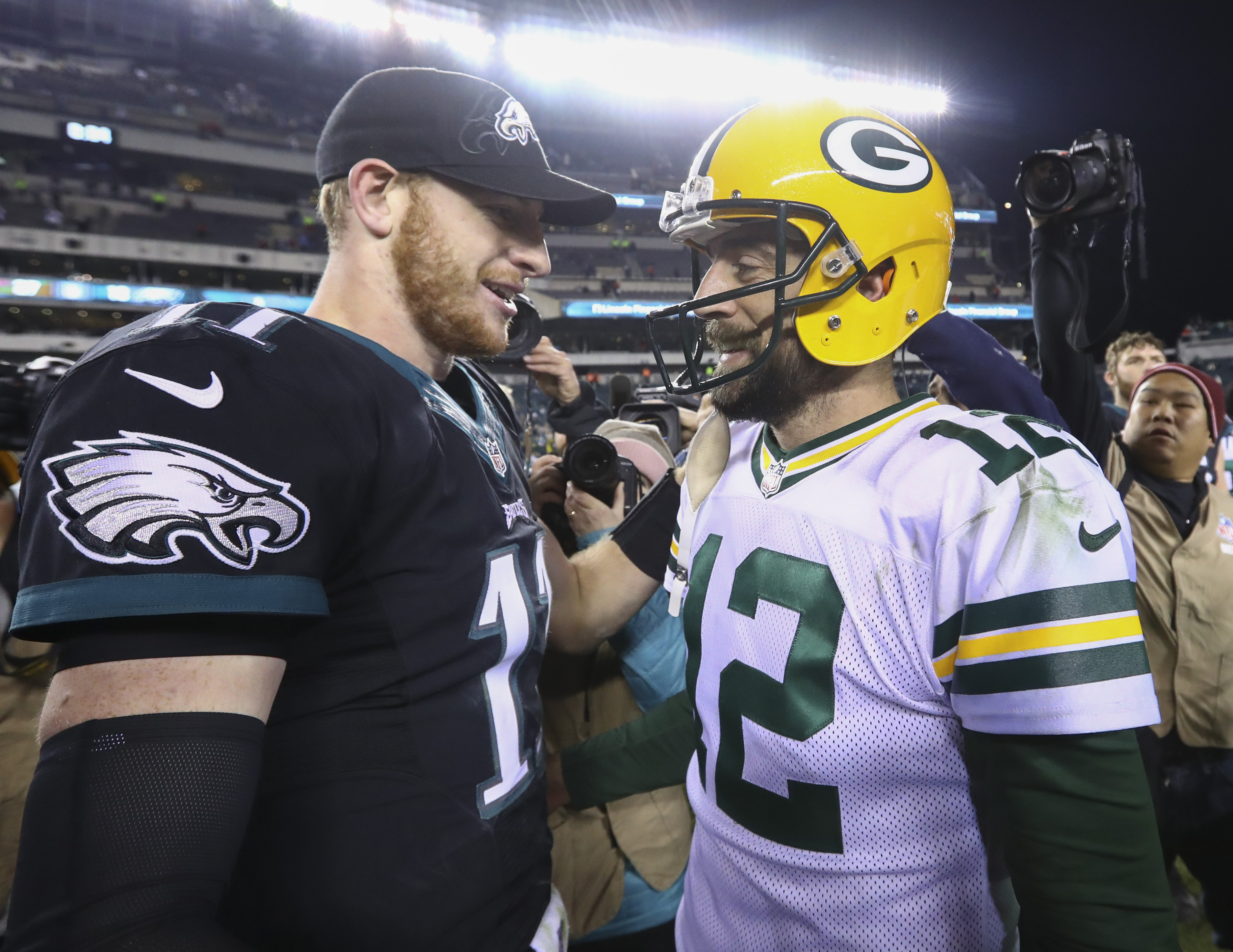 Could Eagles' Carson Wentz win MVP? Figuring out which week he'll have his 'moment' | Matchups vs Aaron Rodgers, Tom Brady are key