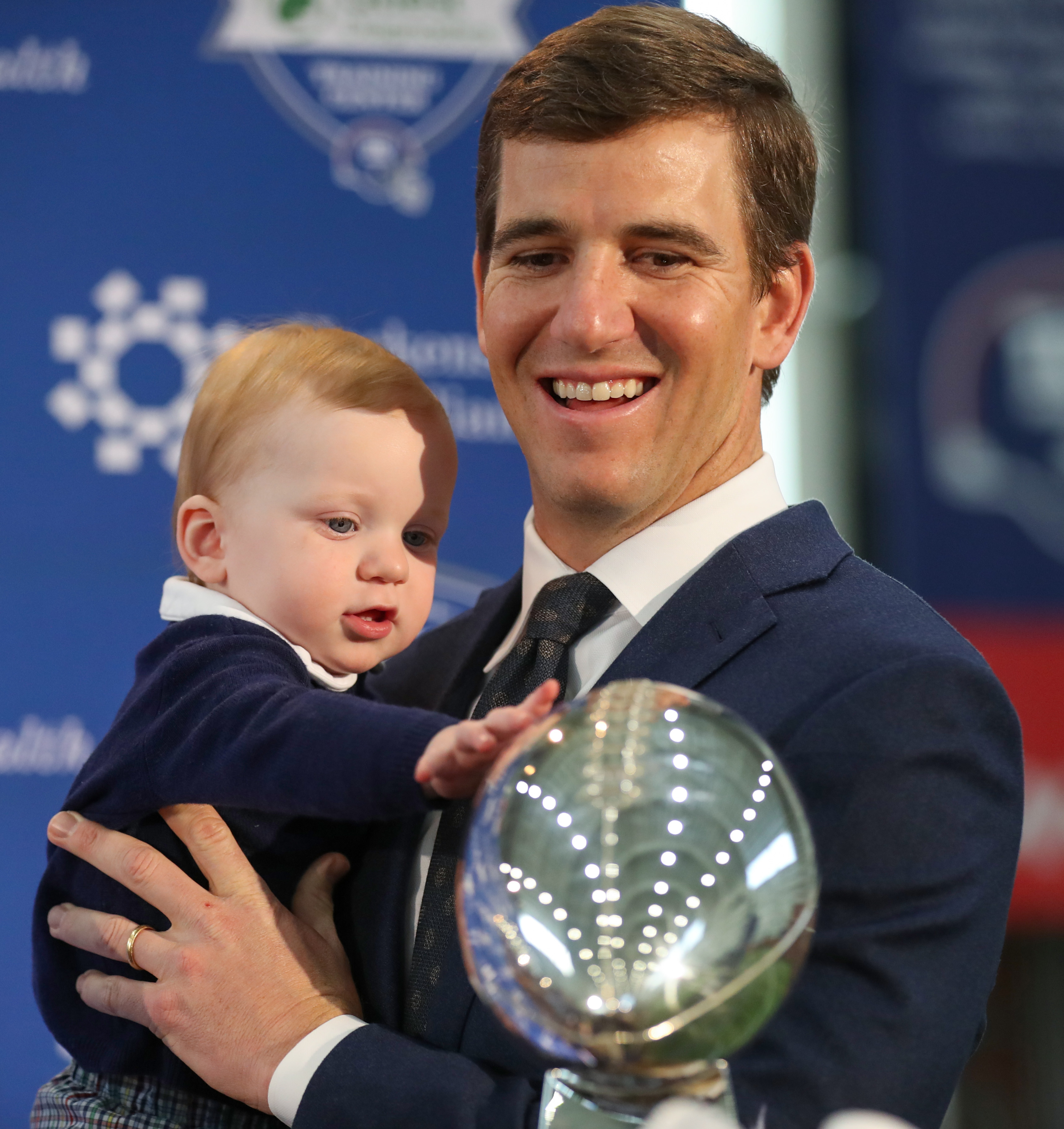 Jets legend Joe Namath: Giants' Eli Manning was best Super Bowl-winning QB to play for New York