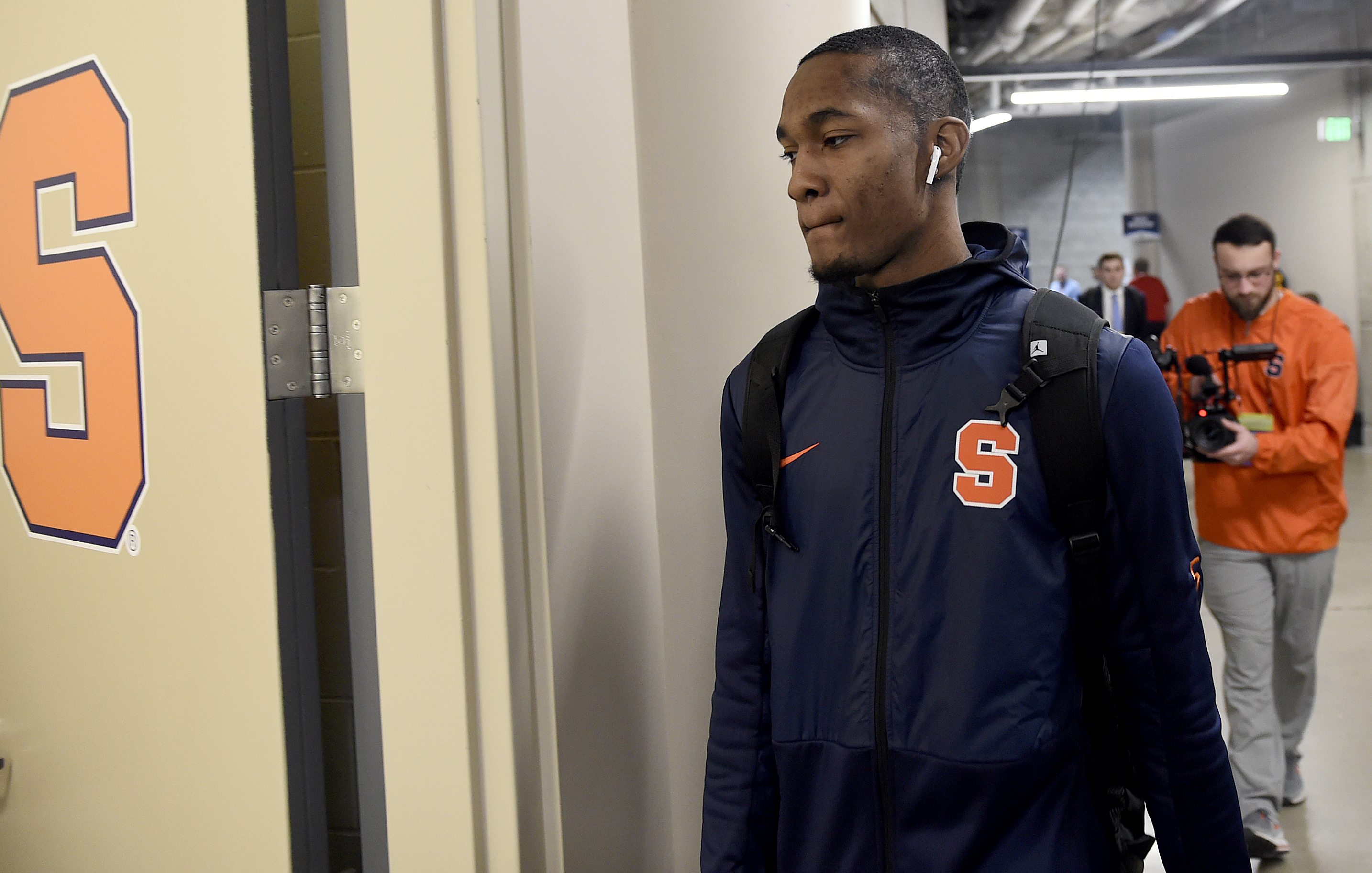 Syracuse's Jalen Carey gets chance to gain experience, build momentum this summer
