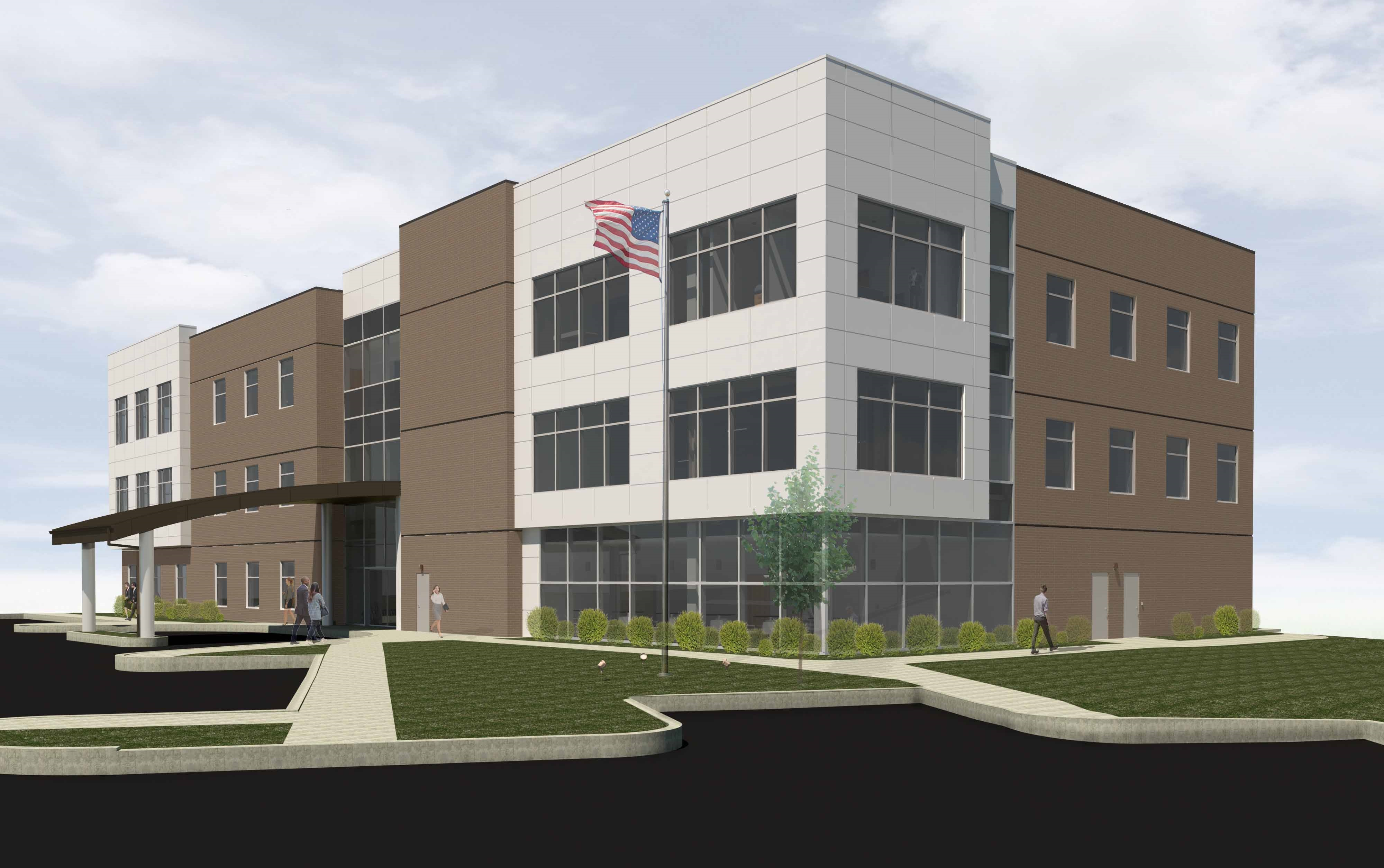 New 45,000-square-foot medical office building to open later this year