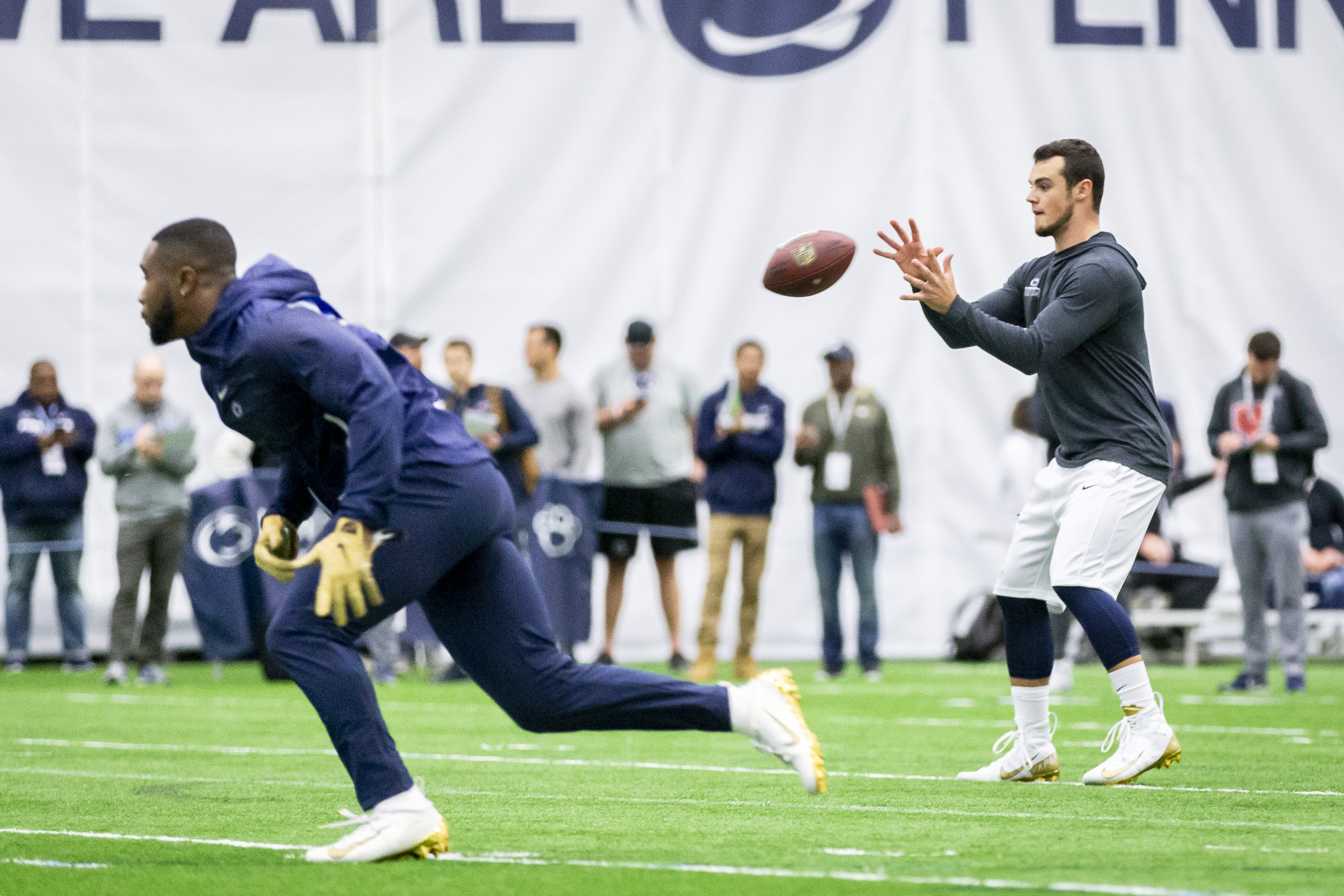 NFL draft surprise: Which Penn State player sneaks into the first round of a recent mock draft?