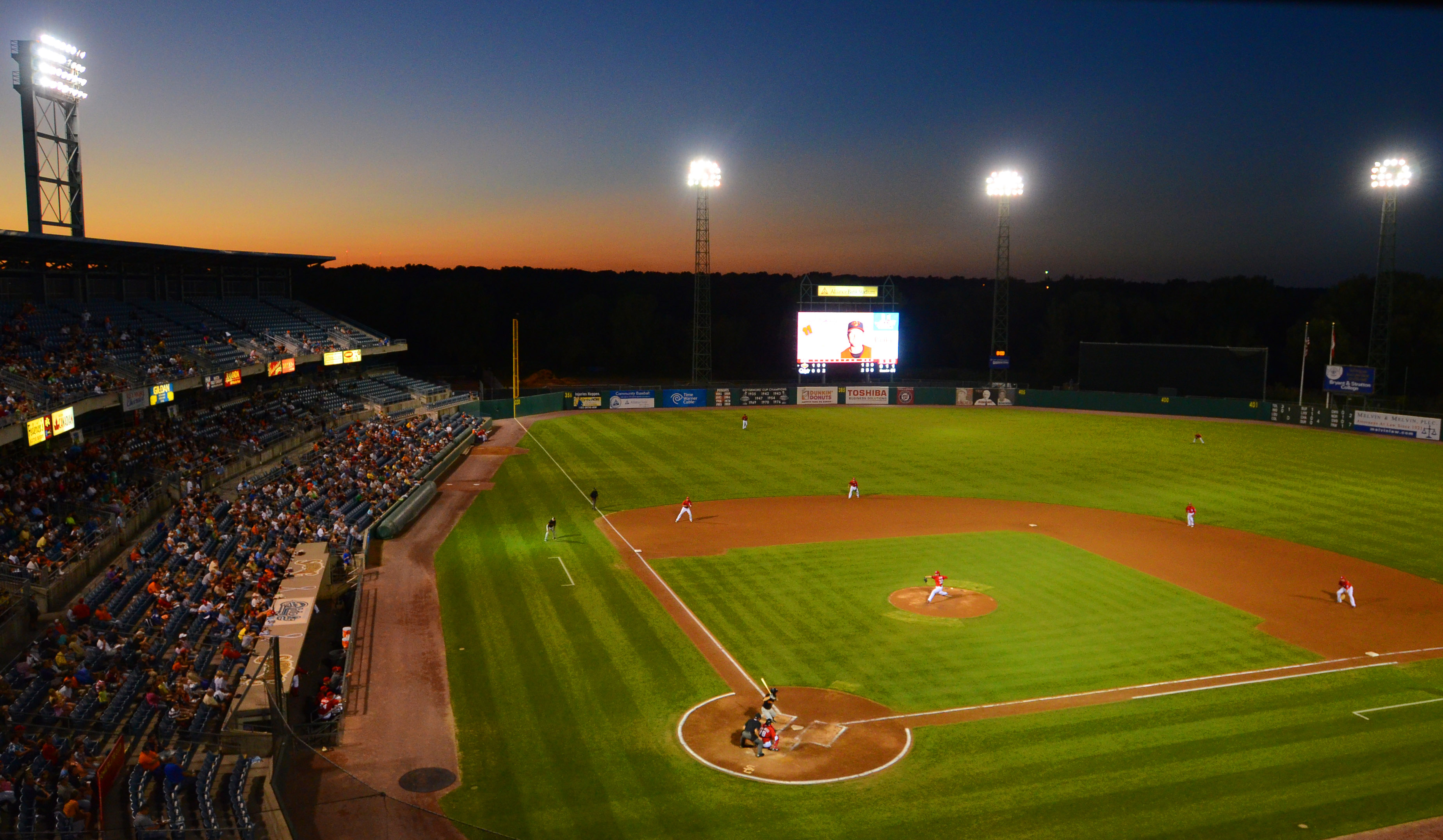 What changes will be made to NBT Bank Stadium by Syracuse Mets' 2020 opener?