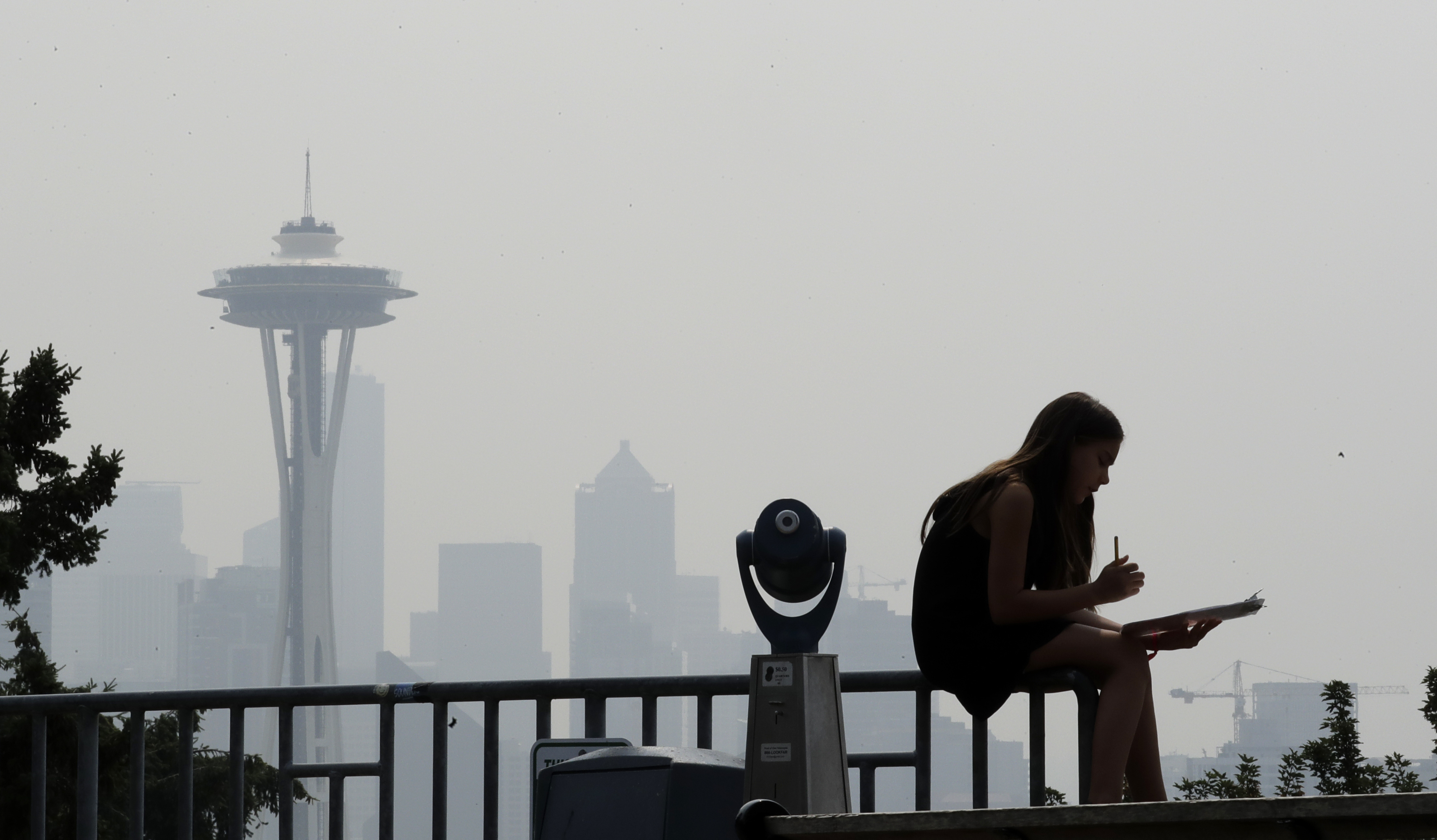 Climate change threatens health in Pacific Northwest