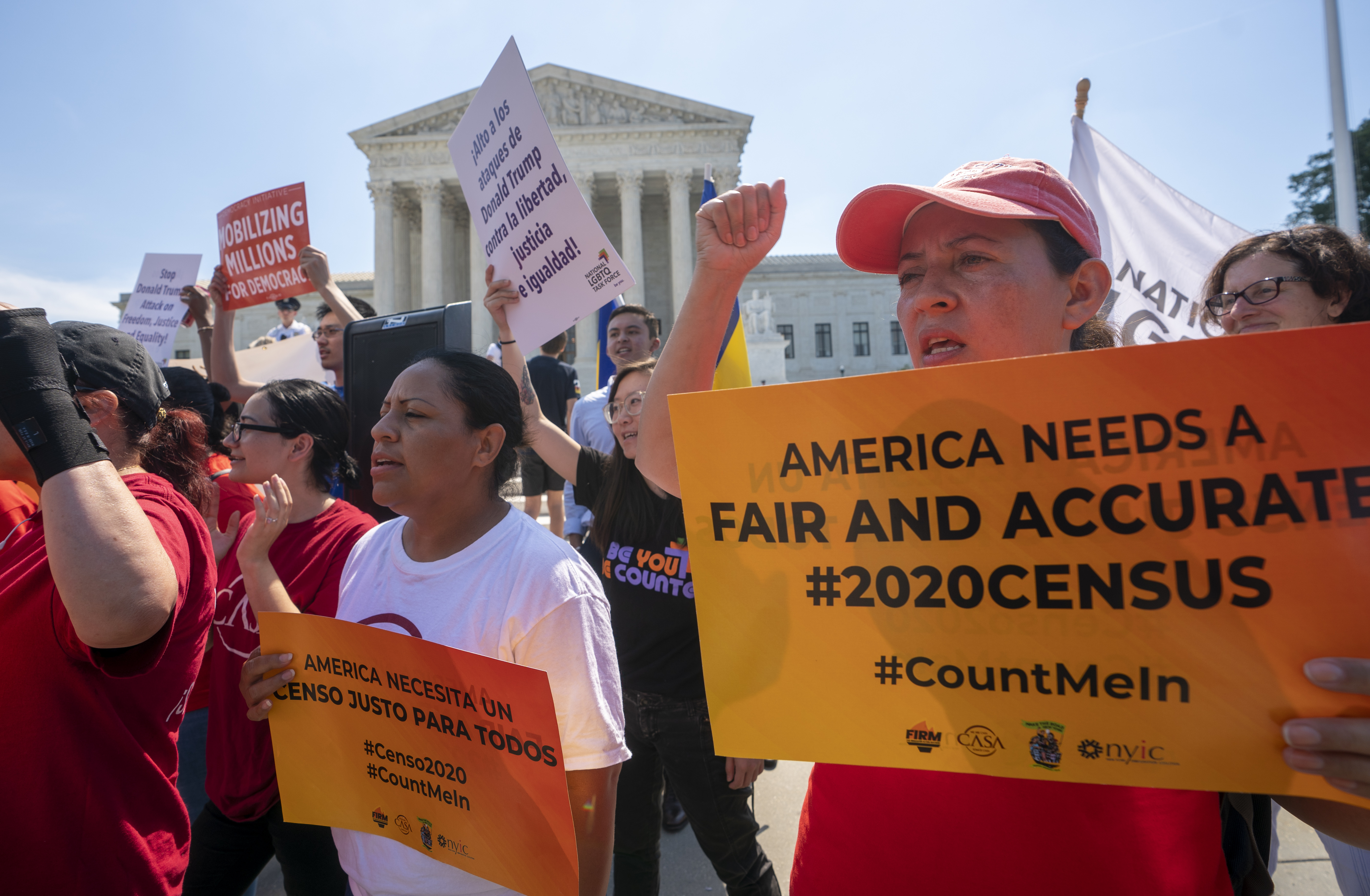 Alabama forges on in Census battle after Trump retreats on