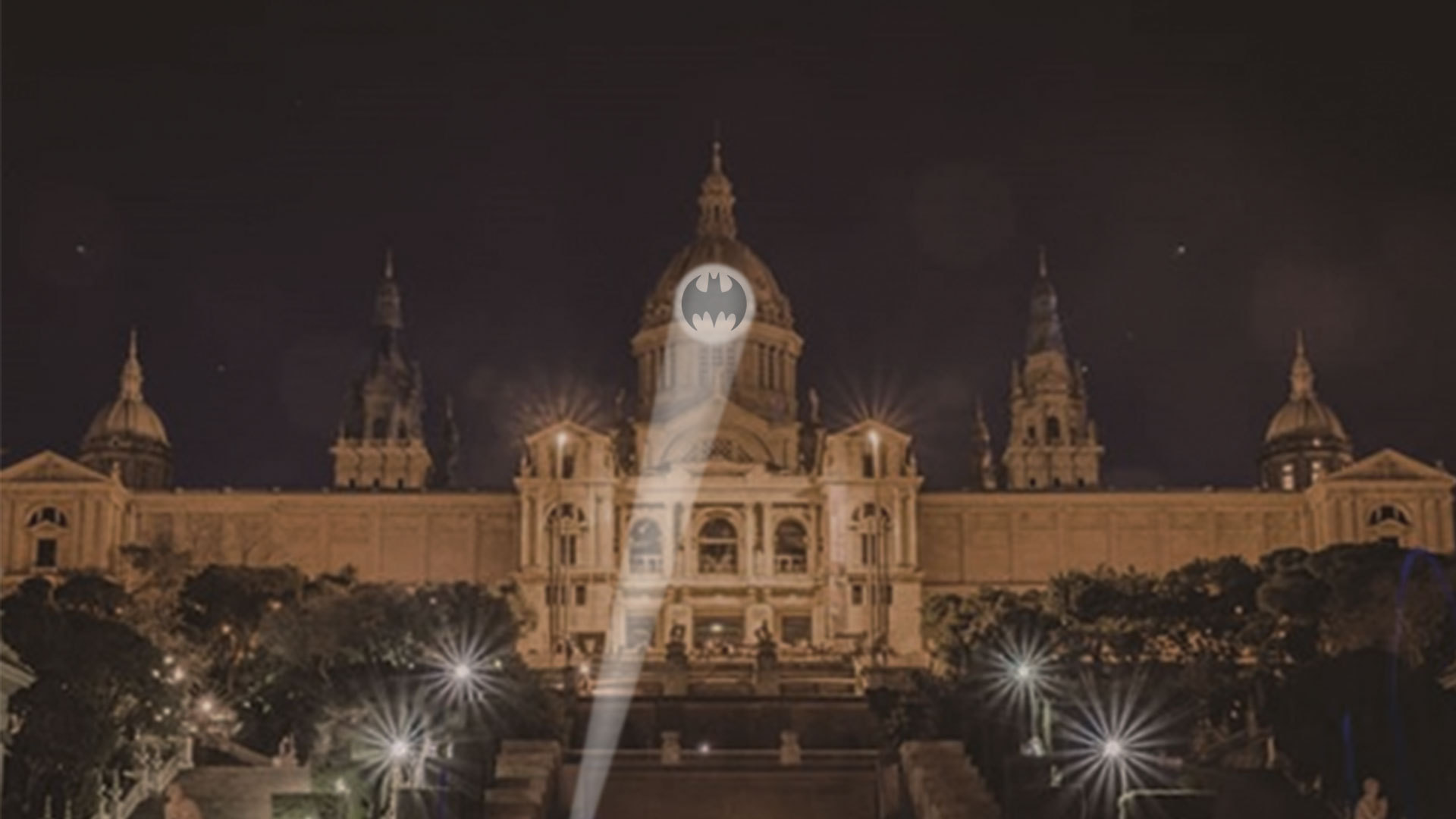 Bat-Signals to light up skies in cities across the world