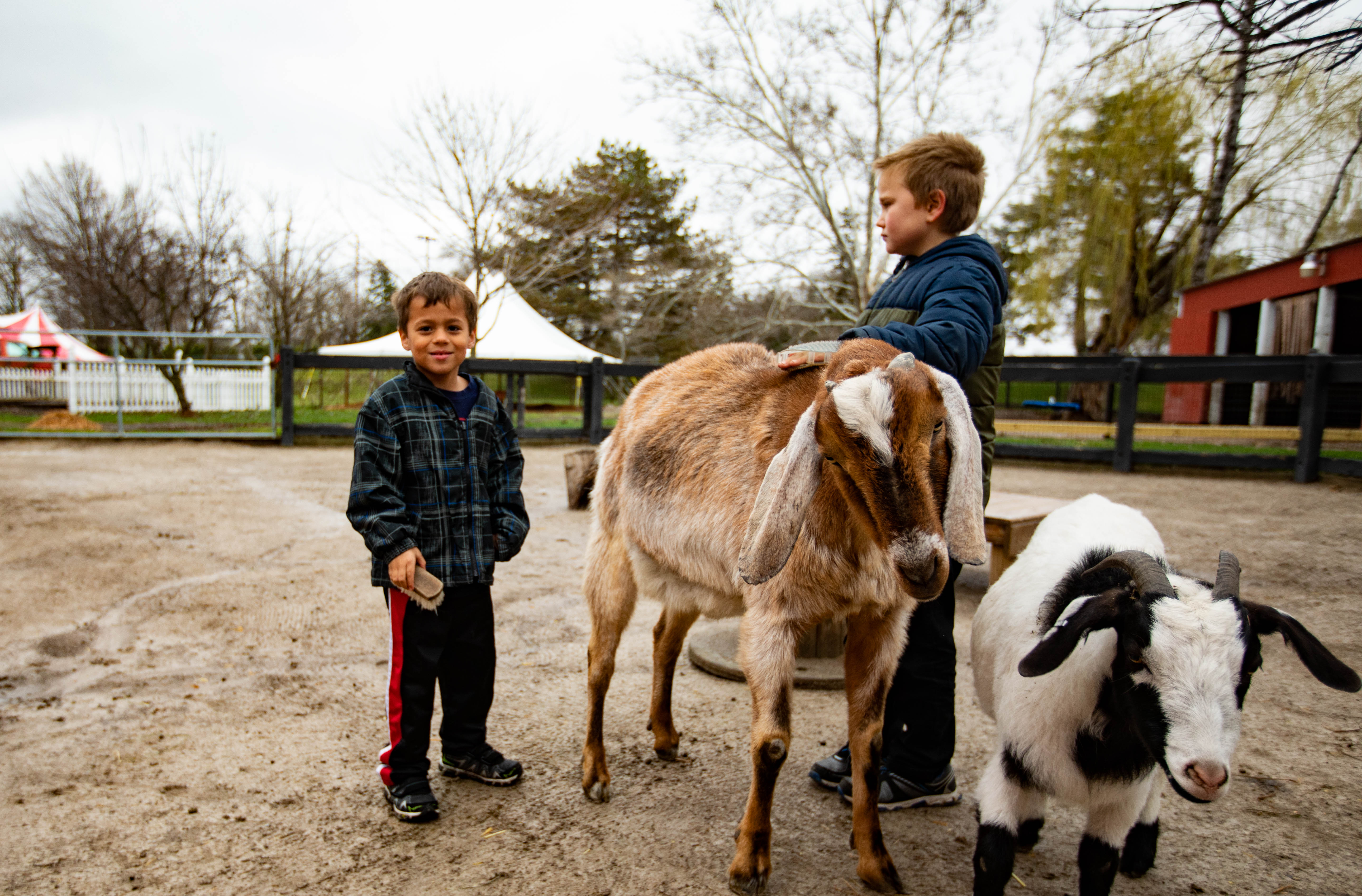 Saginaw Children's Zoo offers free admission on opening day if you bring this item to recycle