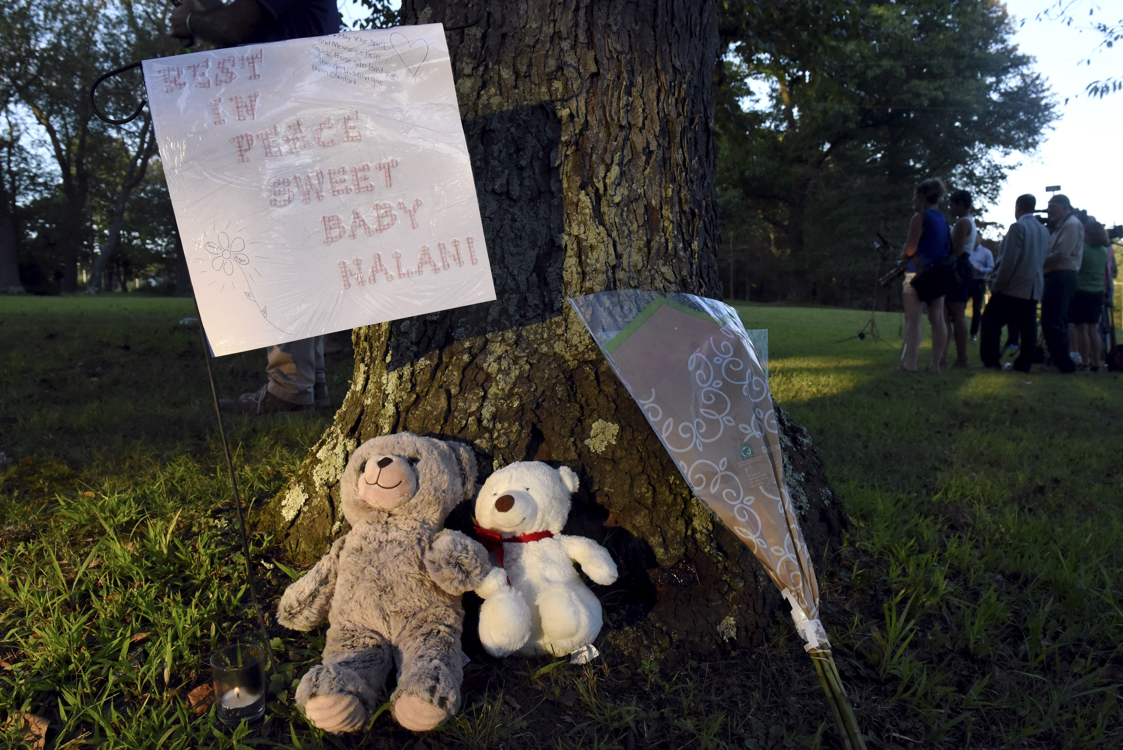 Death of Pa. toddler reported kidnapped by father's friend has been ruled a homicide