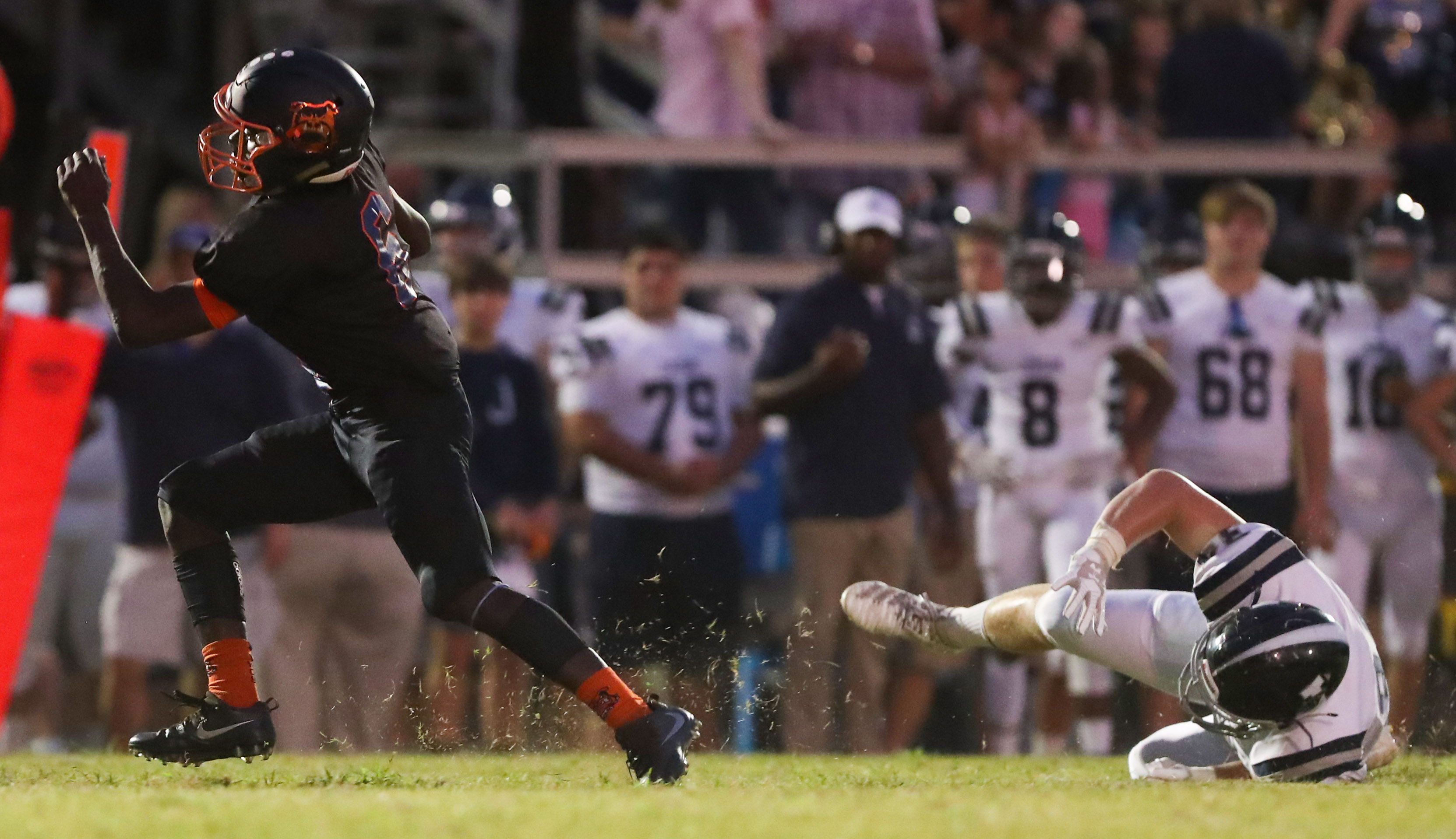 See Thursday's Alabama HS football scores, Friday's complete schedule