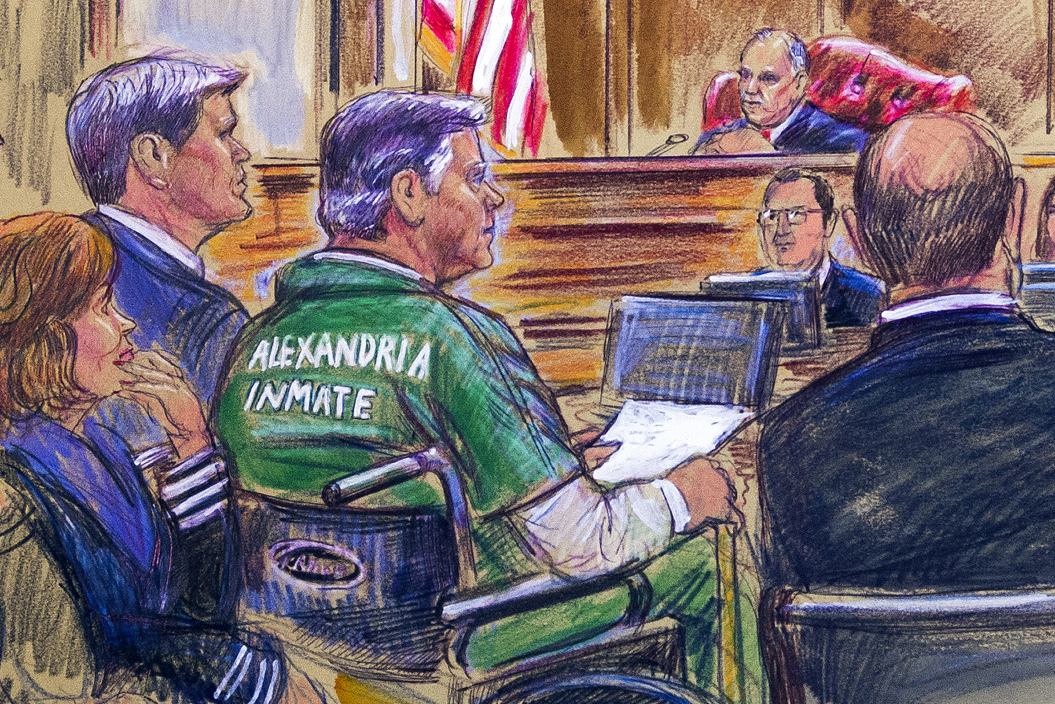 Paul Manafort returns to court for another sentencing