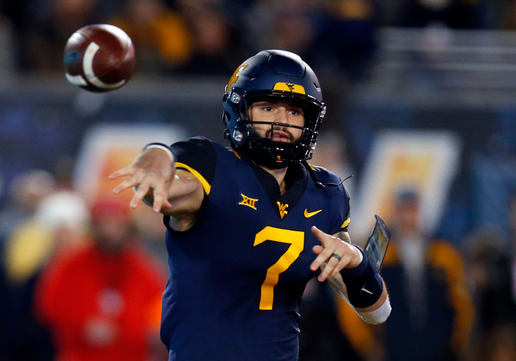 NFL Draft 2019: Giants to meet with West Virginia QB Will Grier | Scouting report, highlights