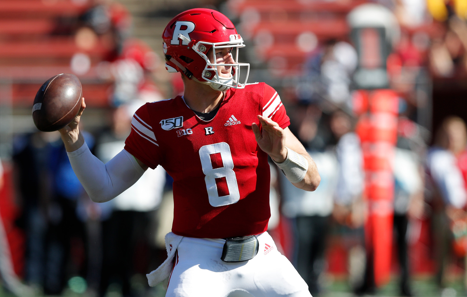 Who Has Edge In Rutgers Qb Battle How Will Walk On Surge Impact Scarlet Knights Mailbag Nj Com