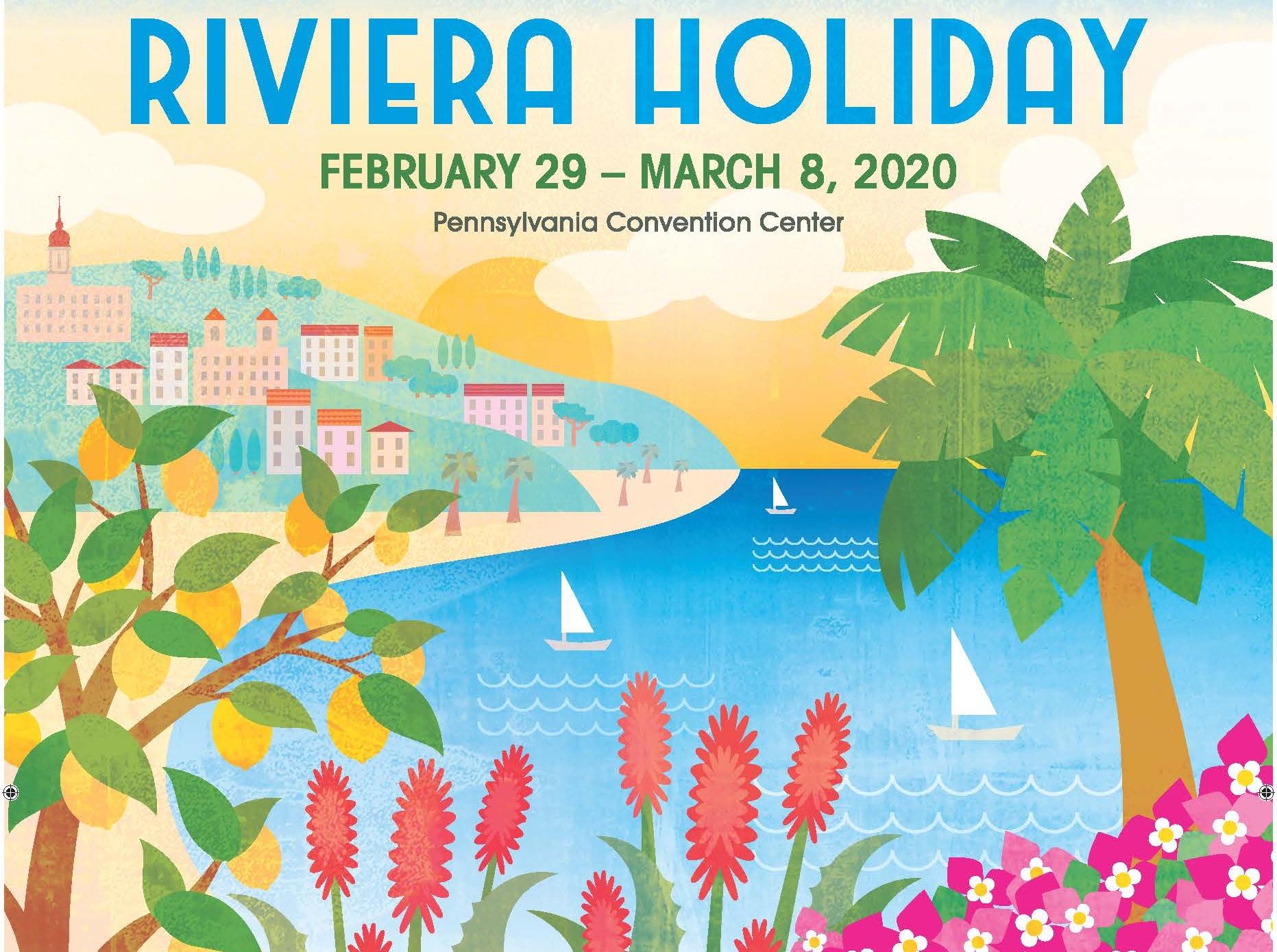 Philadelphia Flower Show 2020 Theme.Philadelphia Flower Show S 2020 Theme Pays Homage To Grace