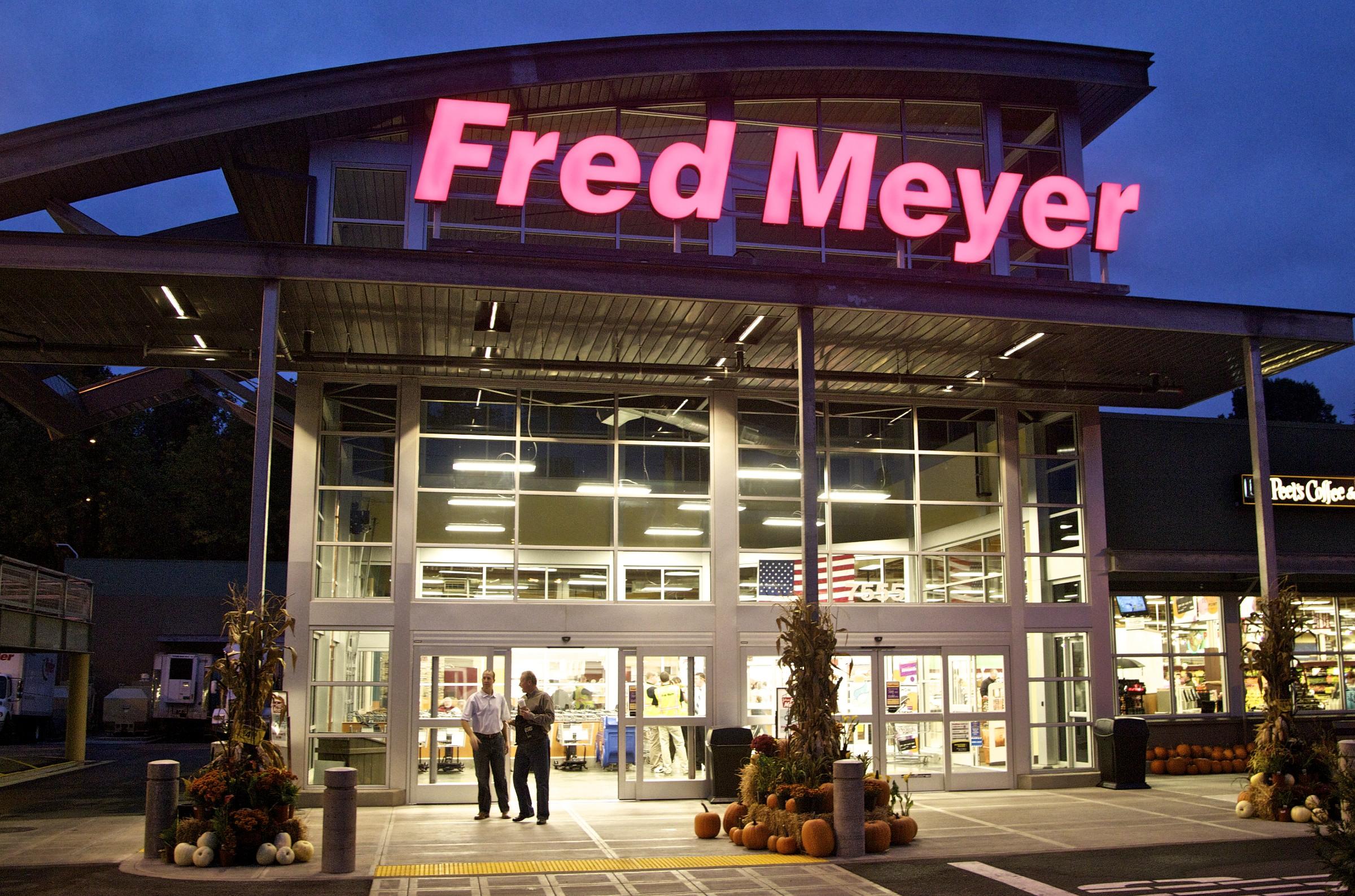 Fred Meyer Florence Oregon >> Union Calls For Fred Meyer Boycott Over Alleged Intimidation