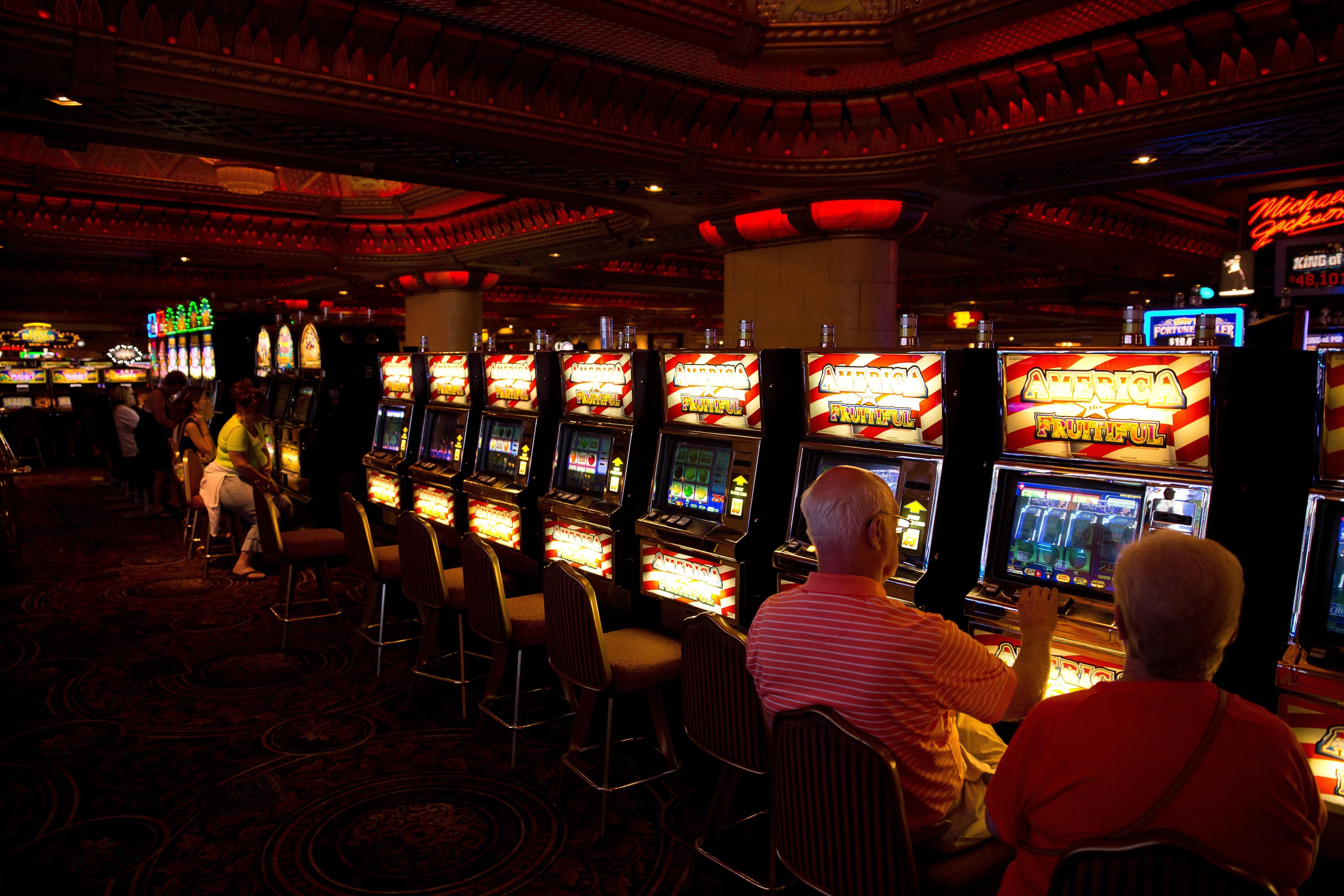 indian casino taxes
