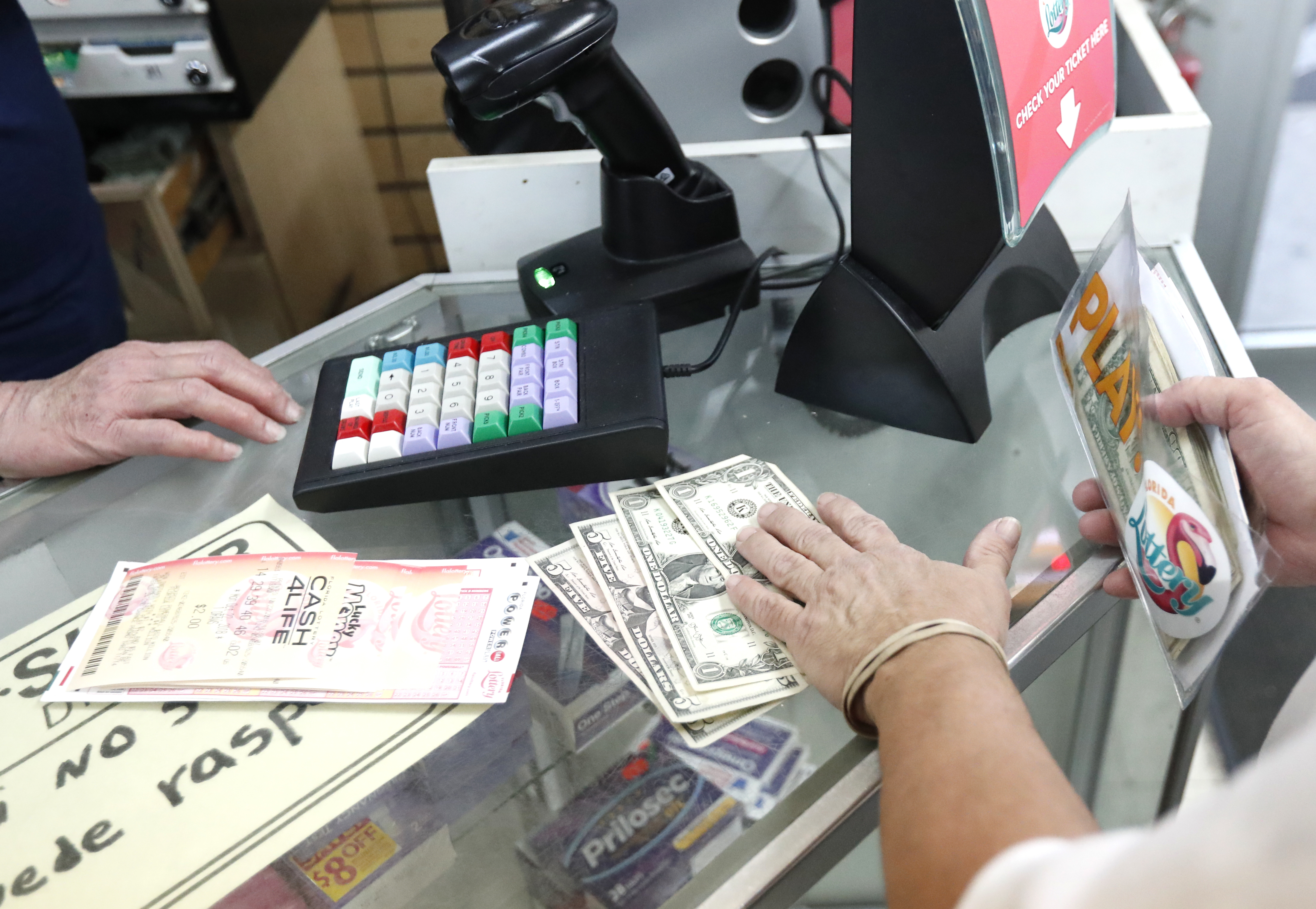 Want To Win Powerball Here Are The Most Frequently Drawn Numbers Silive Com