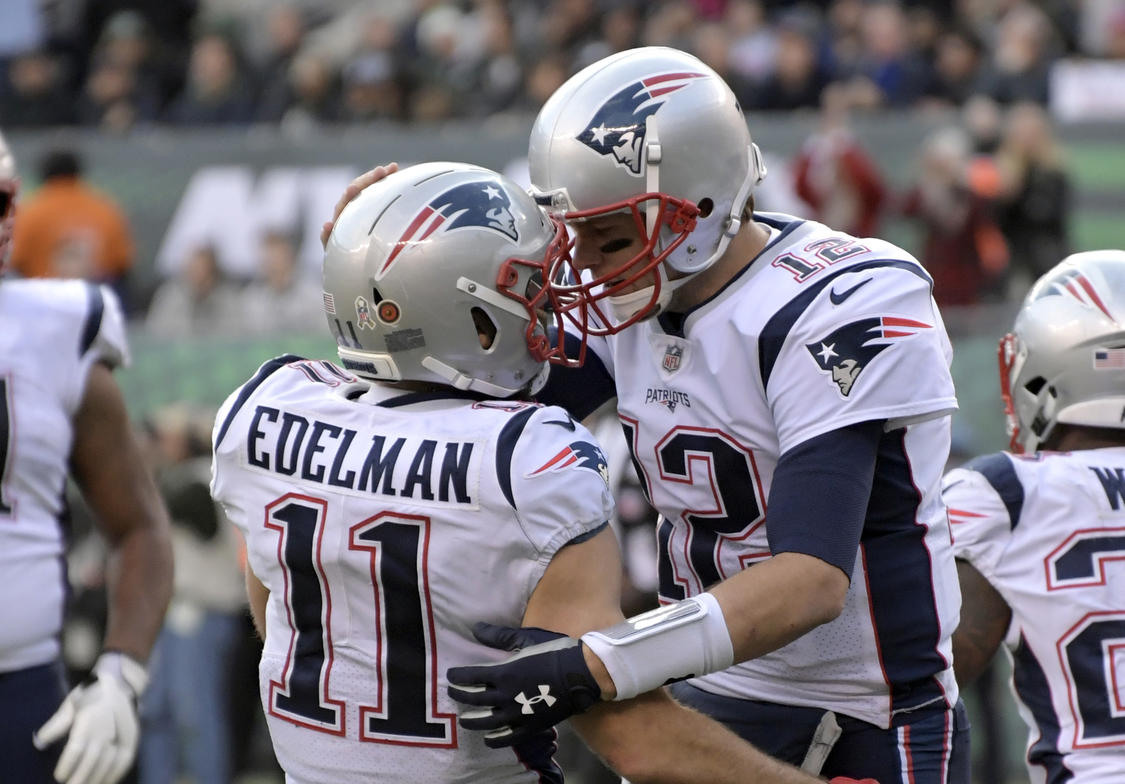 Super Bowl 2019 Tom Brady Says Julian Edelman Is Like My
