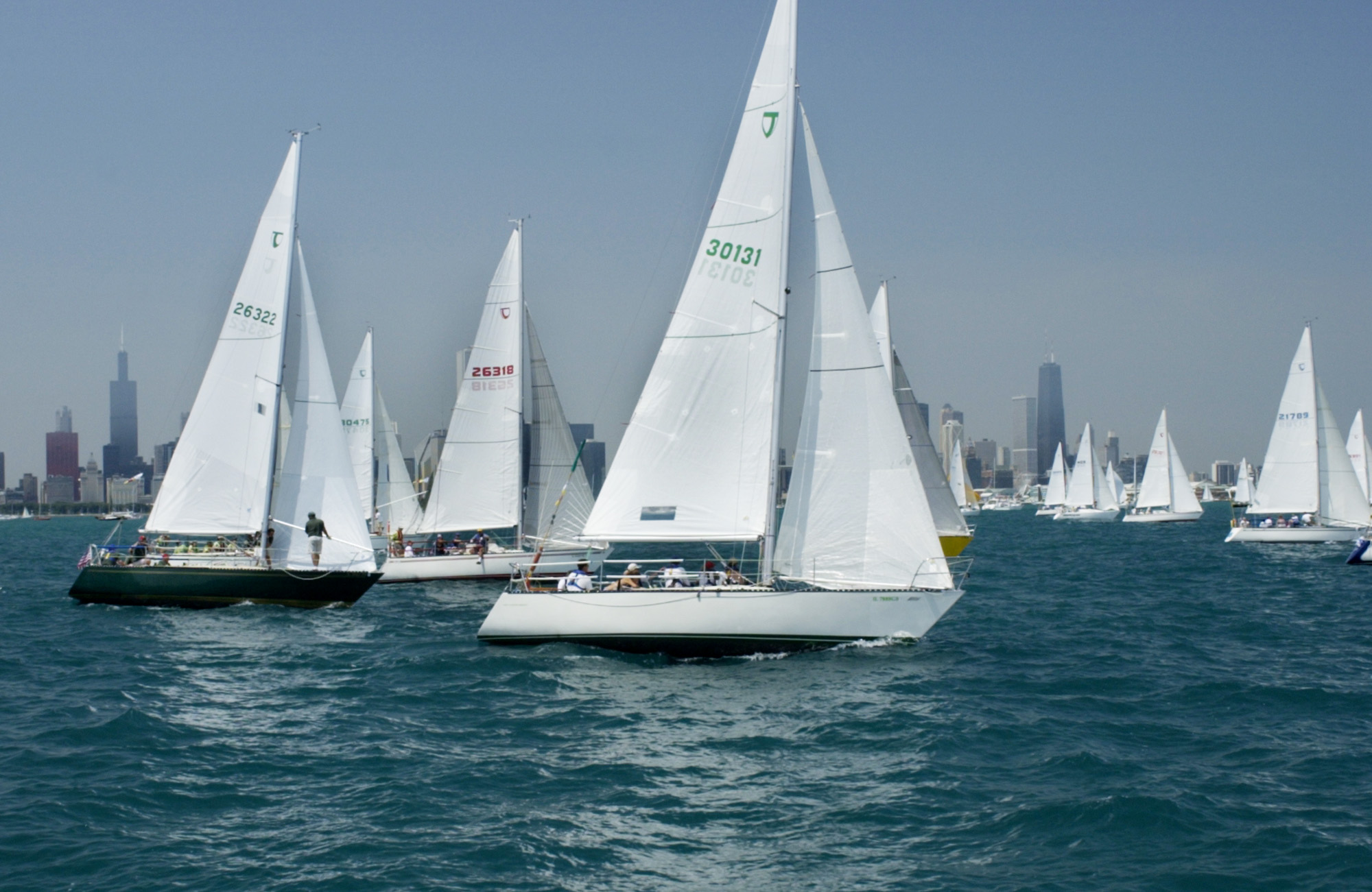 Chicago Yacht Club Race to Mackinac kicks off, how to track the big-money boats