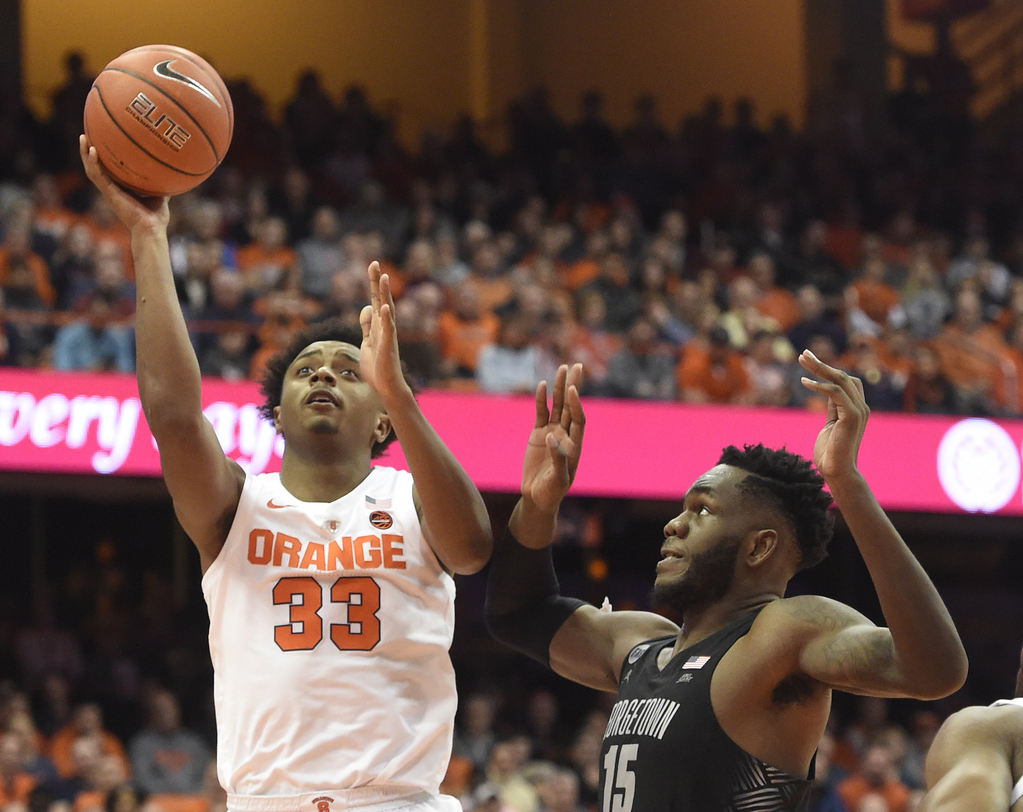 Syracuse basketball announces non-conference game against quality Colgate team